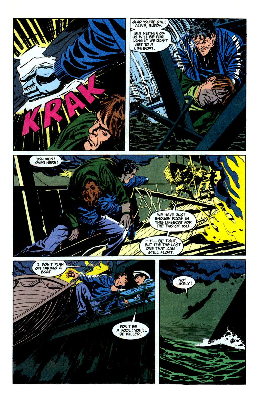 Read online Powerline comic -  Issue #8 - 13