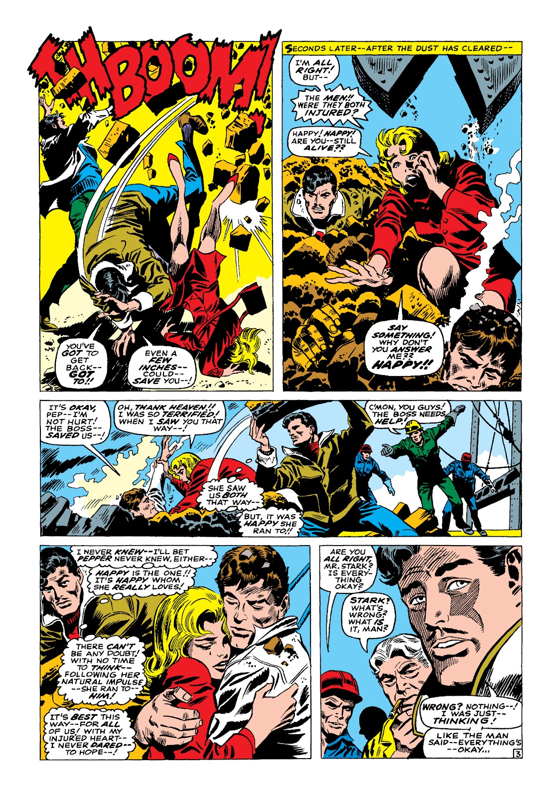 Read online Marvel Masterworks: The Invincible Iron Man comic -  Issue # TPB 4 (Part 1) - 74