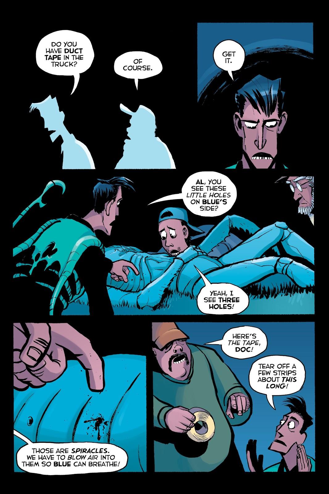 Read online Creature Tech (2019) comic -  Issue # TPB (Part 2) - 46