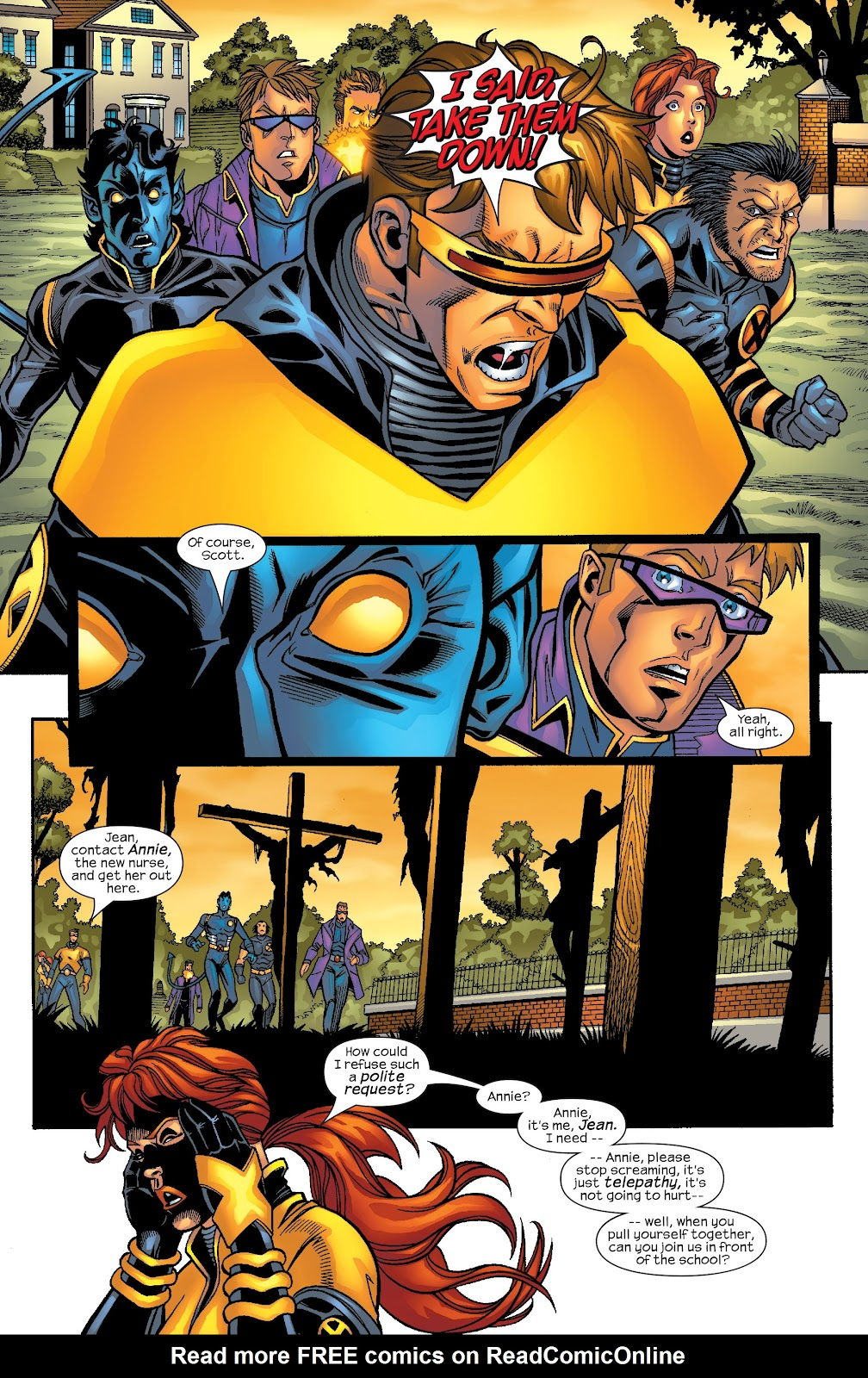 Read online X-Men: Unstoppable comic -  Issue # TPB (Part 4) - 75