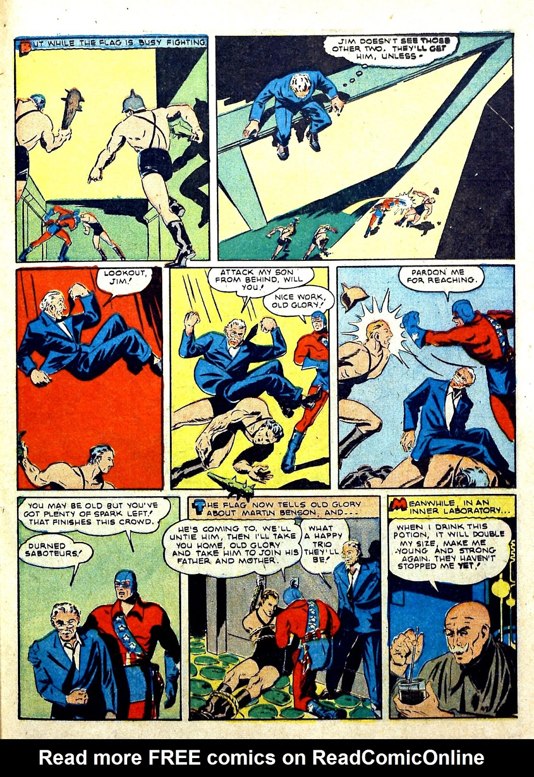 Our Flag Comics issue 4 - Page 49