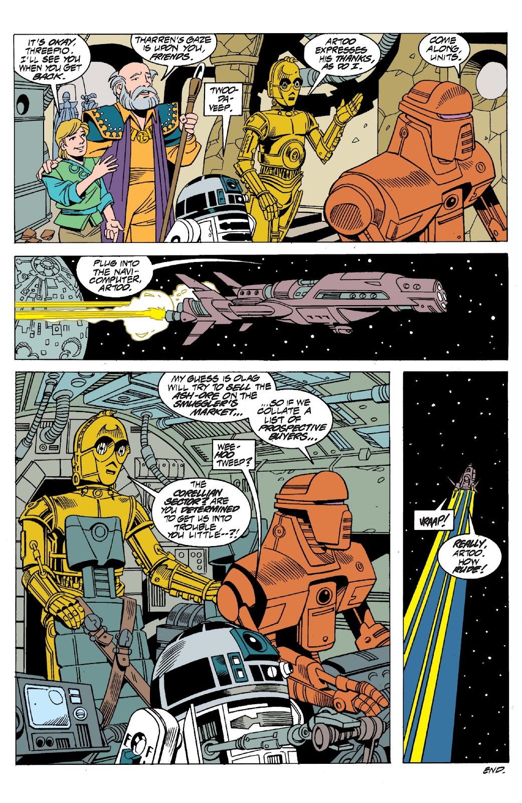 Read online Star Wars Legends Epic Collection: The Empire comic -  Issue # TPB 5 (Part 2) - 88