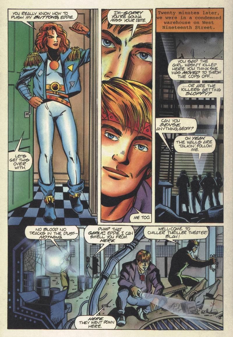 Read online Secret Weapons comic -  Issue #6 - 13