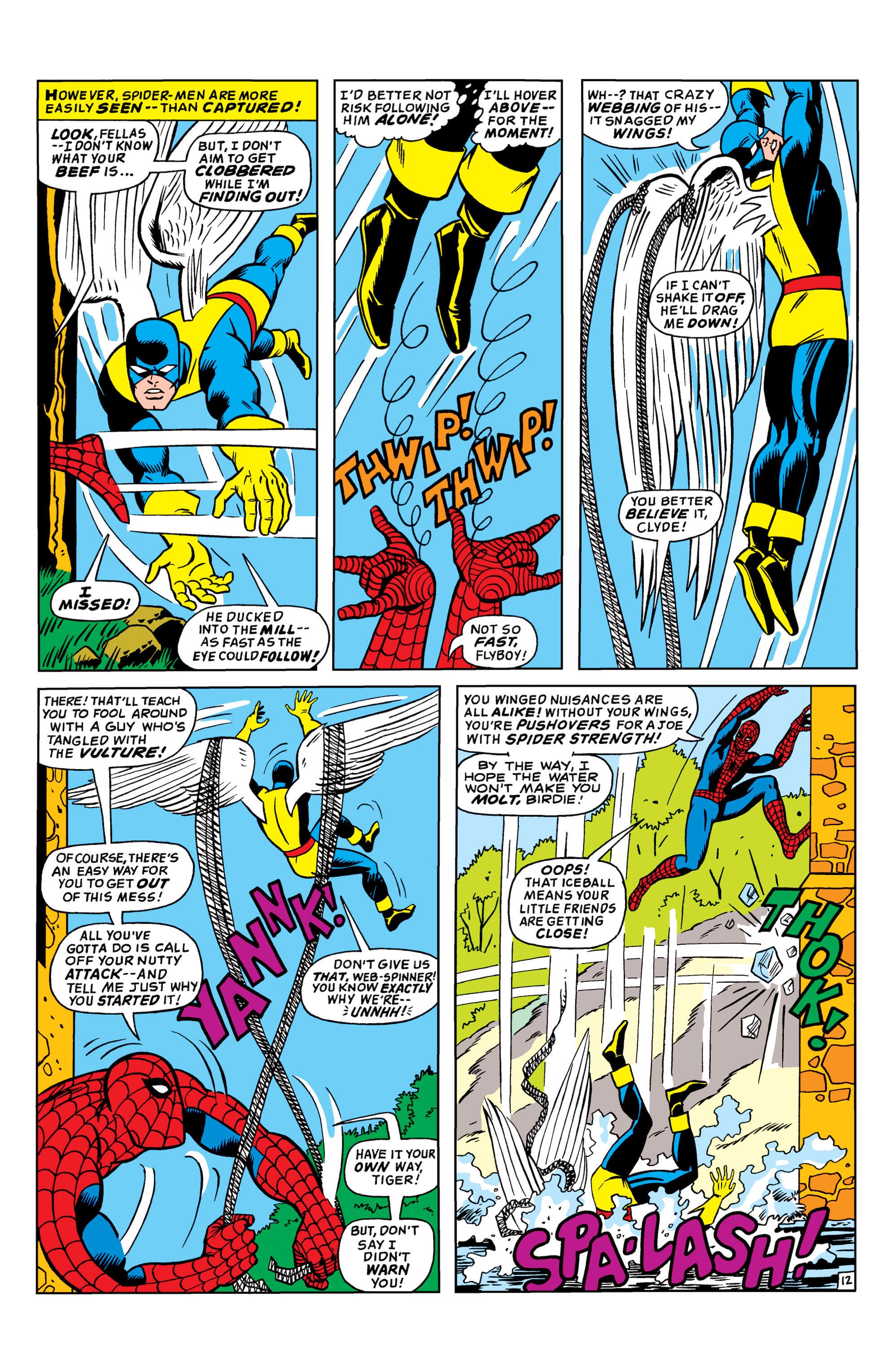 Uncanny X-Men (1963) 35 Page 12