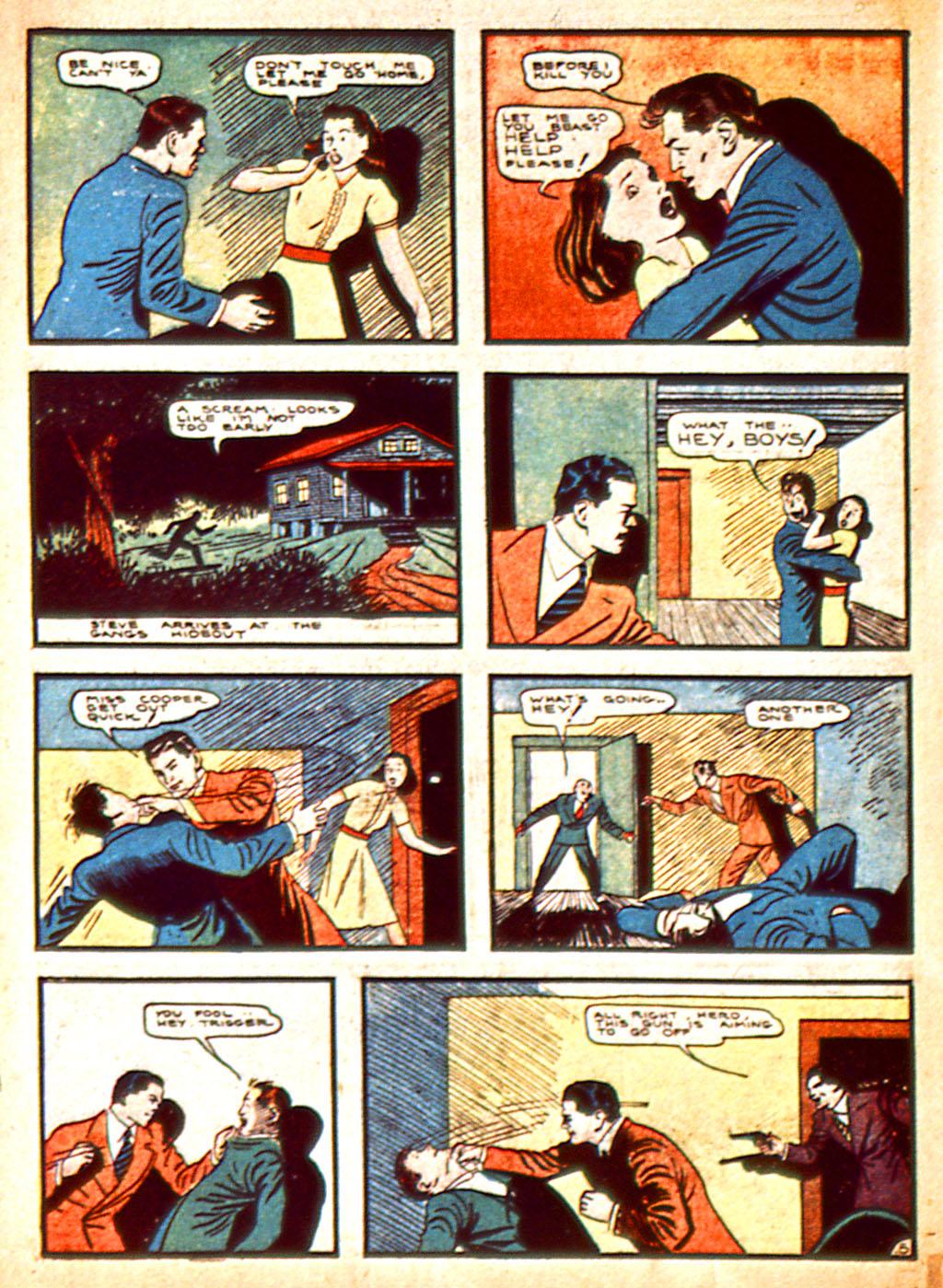 Read online Detective Comics (1937) comic -  Issue #37 - 47
