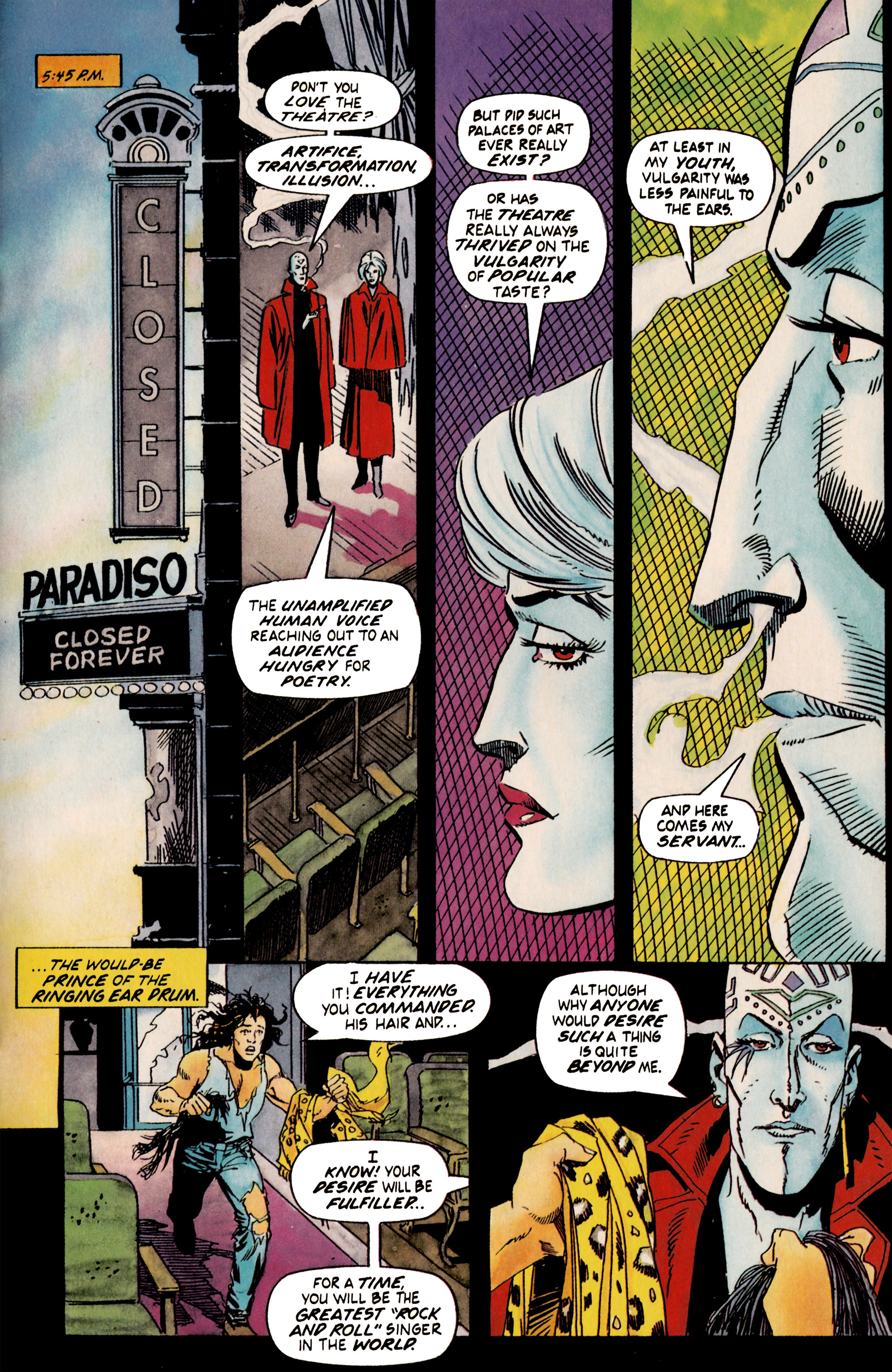 Read online Shadowman (1992) comic -  Issue #19 - 10