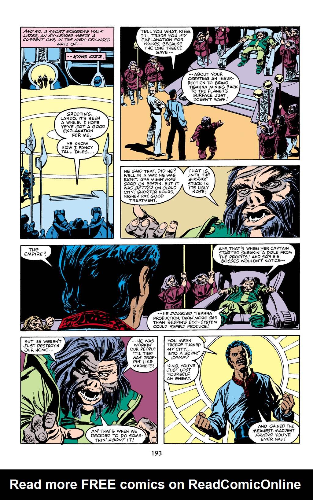 Read online Star Wars Omnibus comic -  Issue # Vol. 16 - 191