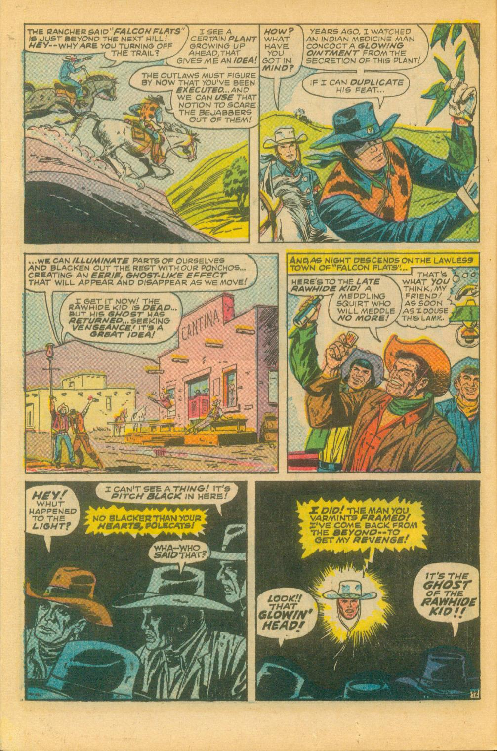 Read online Two-Gun Kid comic -  Issue #85 - 17