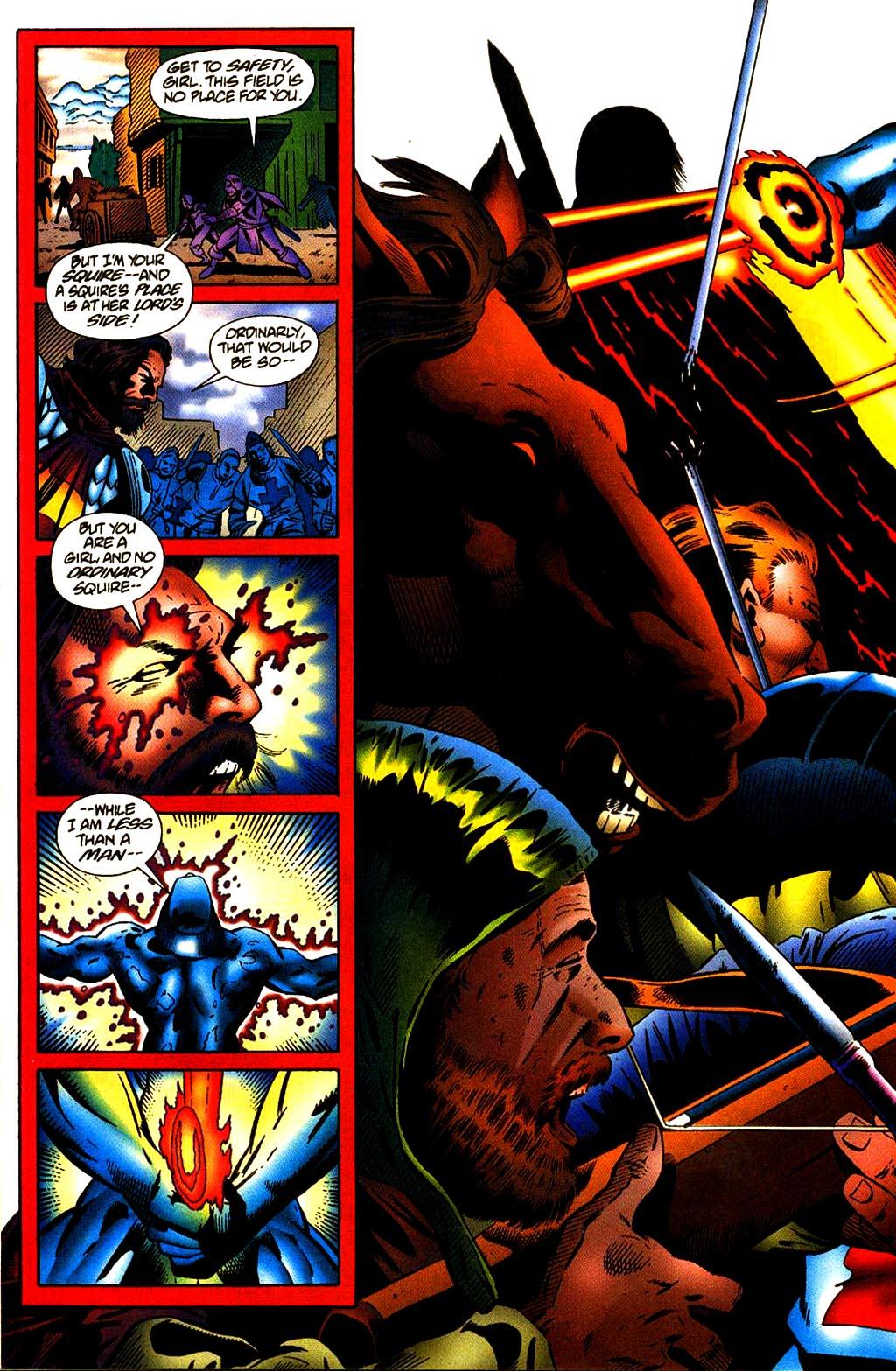 Read online Rune (1995) comic -  Issue #4 - 18