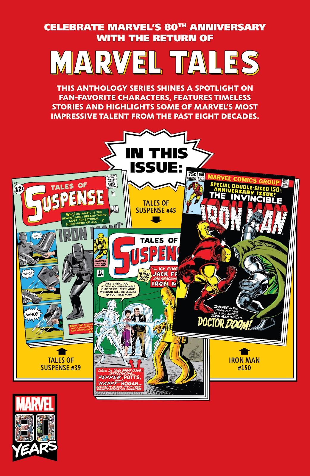 Read online Marvel Tales: Iron Man comic -  Issue # Full - 76
