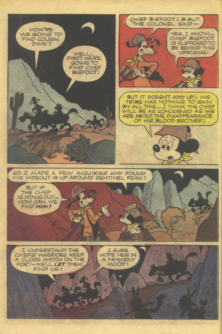 Walt Disney's Comics and Stories issue 354 - Page 31