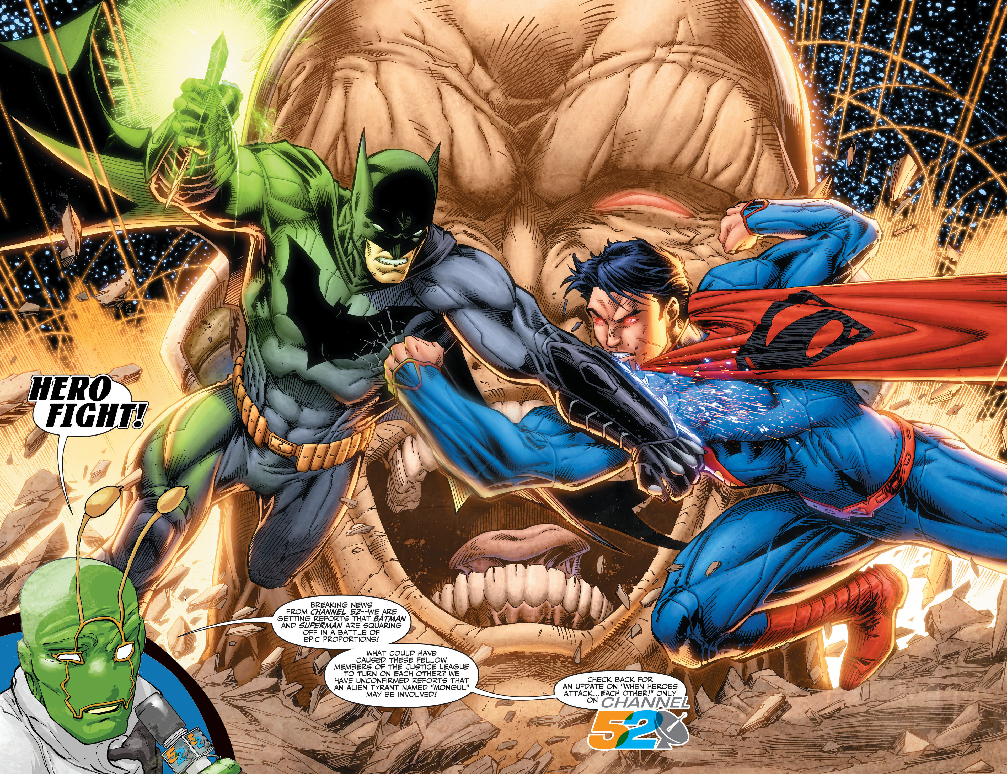 Read online Action Comics (2011) comic -  Issue #27 - 23