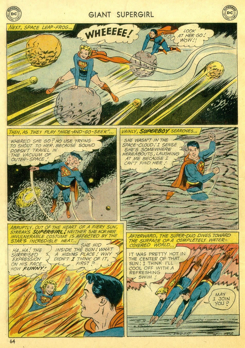 Action Comics (1938) 334 Page 65