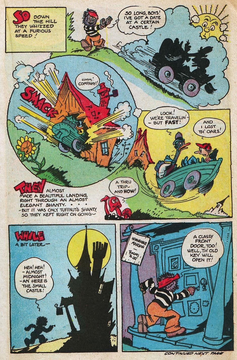 Jingle Jangle Comics issue 15 - Page 21