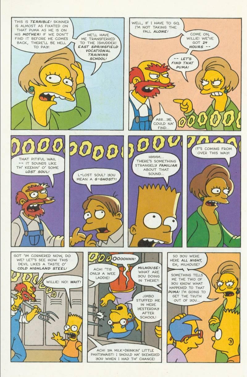 Read online Simpsons Comics comic -  Issue #3 - 9