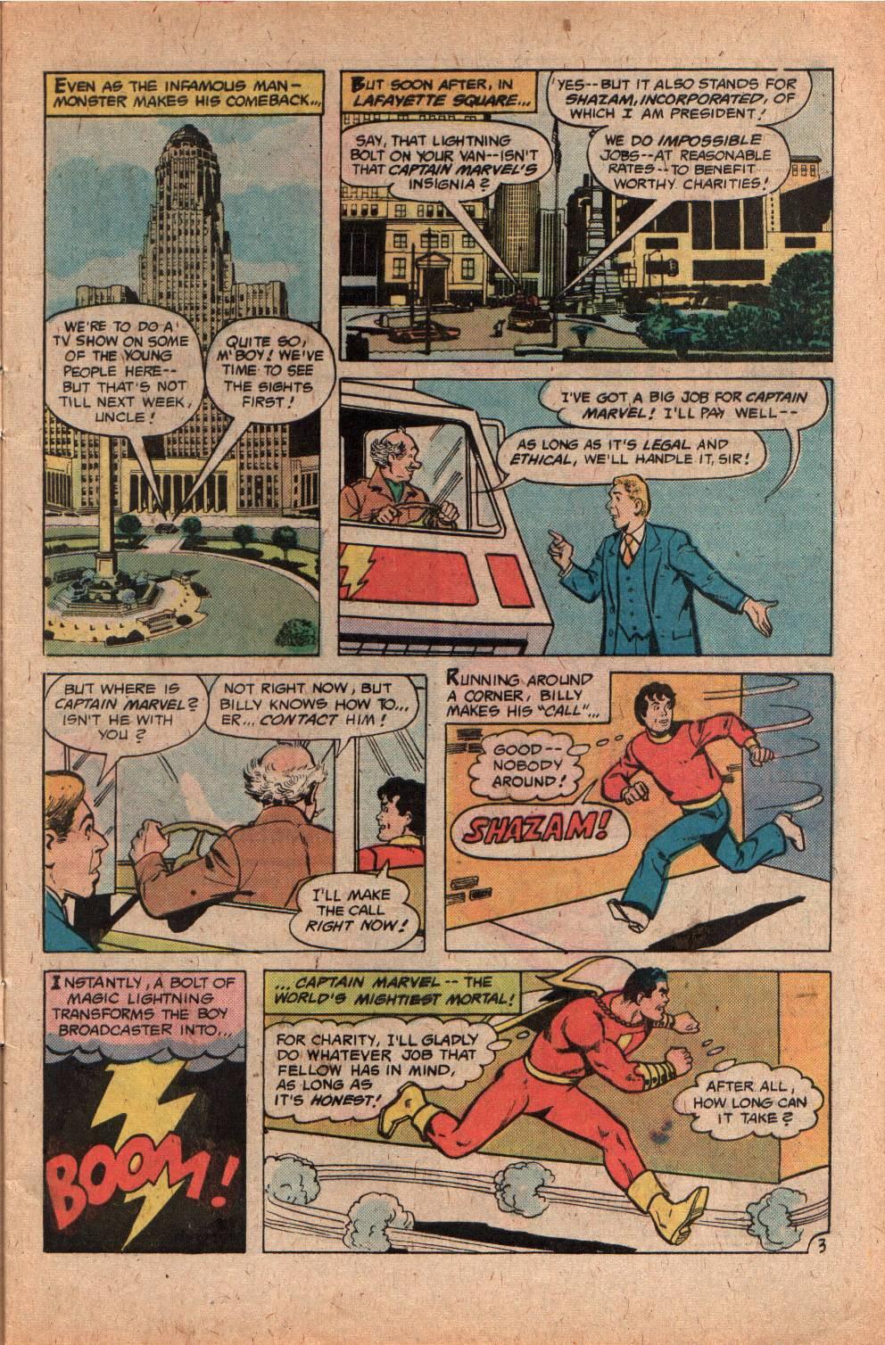 Read online Shazam! (1973) comic -  Issue #29 - 5