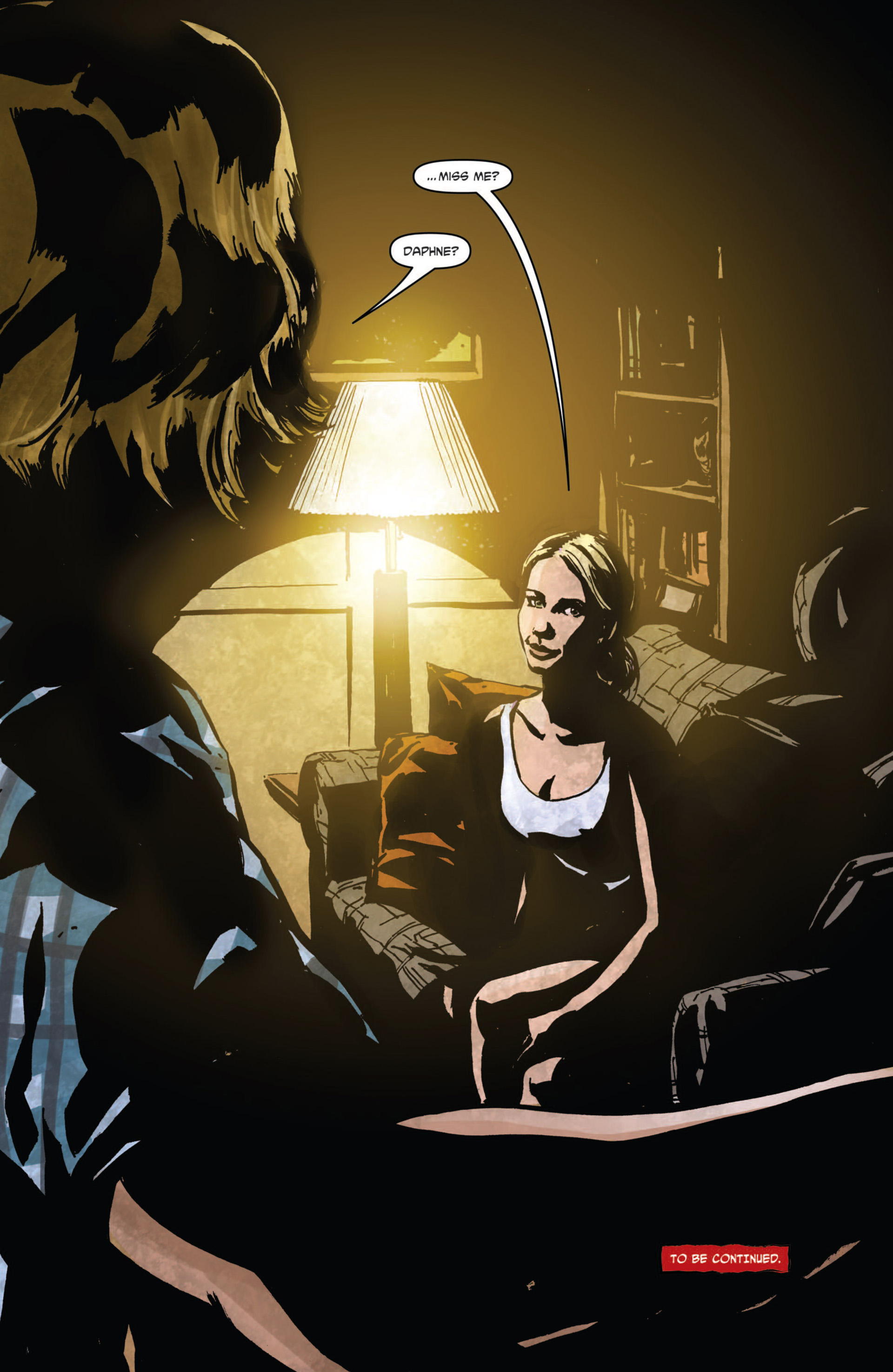 Read online True Blood (2012) comic -  Issue #11 - 25