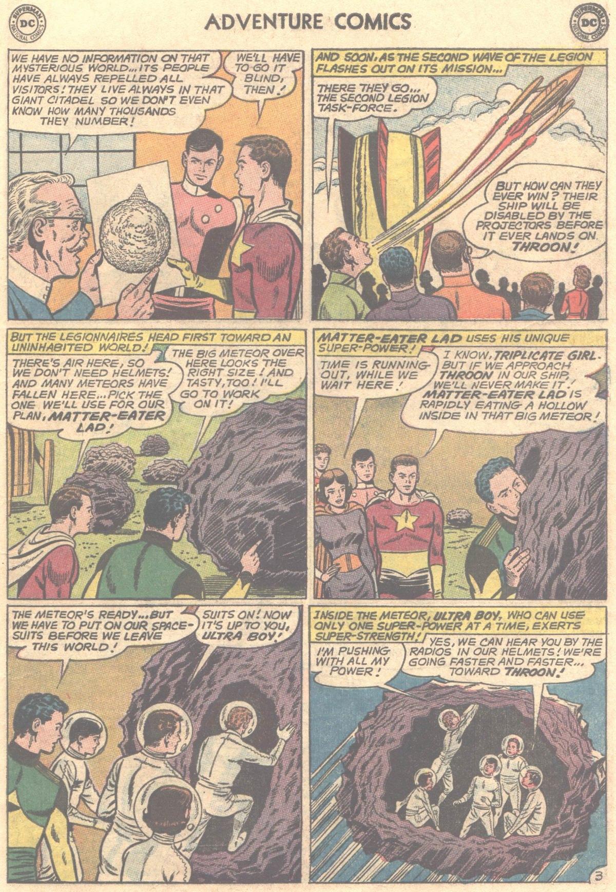 Read online Adventure Comics (1938) comic -  Issue #319 - 16