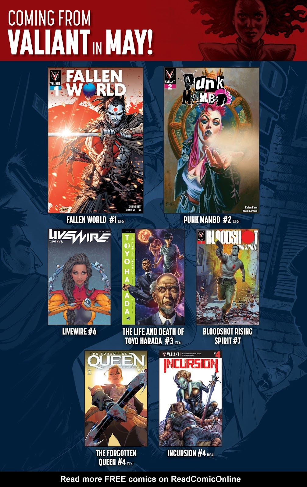 Read online X-O Manowar (2017) comic -  Issue #26 - 29