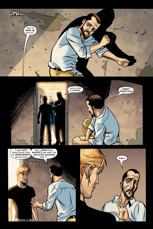 Read online Machine Teen comic -  Issue #5 - 9