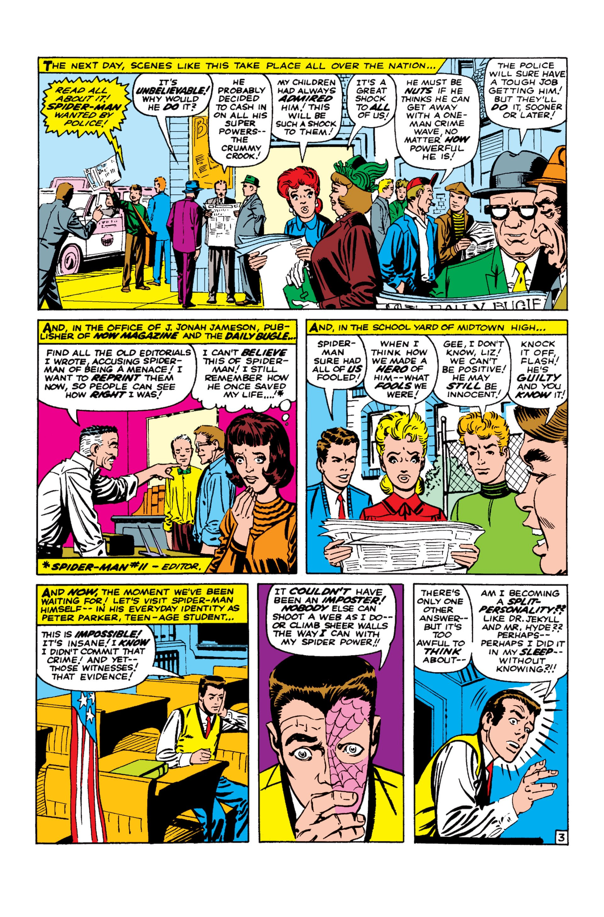 The Amazing Spider-Man (1963) 13 Page 3