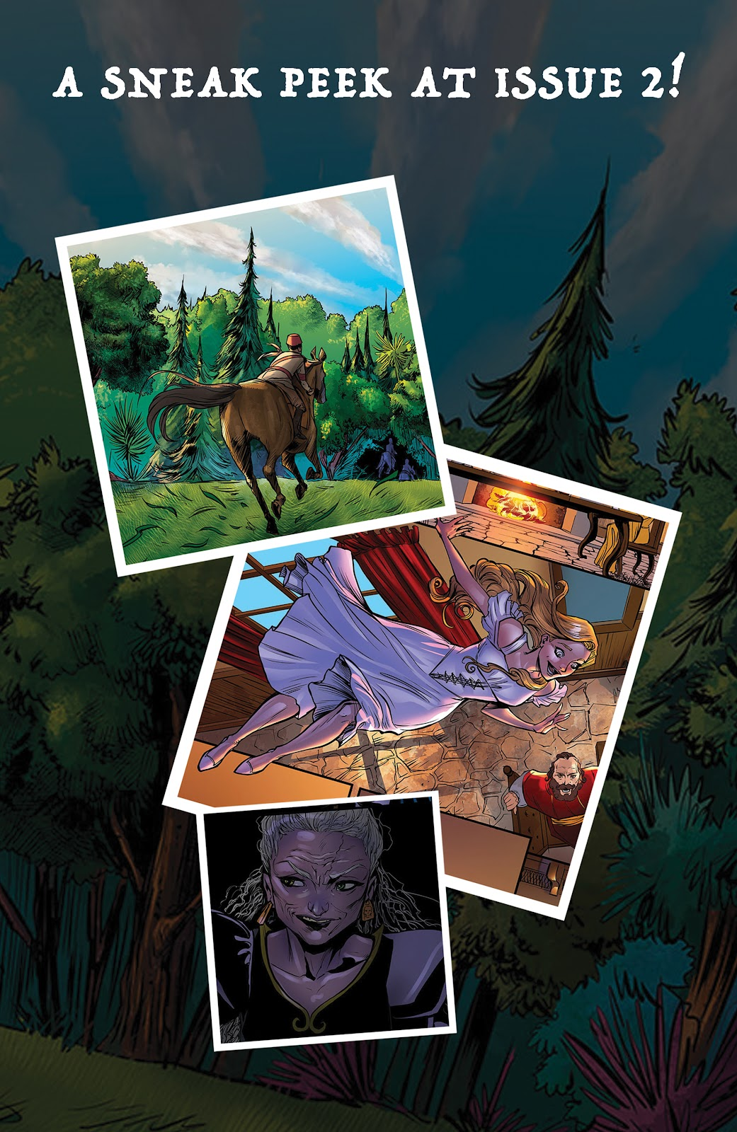 Read online George MacDonald's The Light Princess comic -  Issue #1 - 26