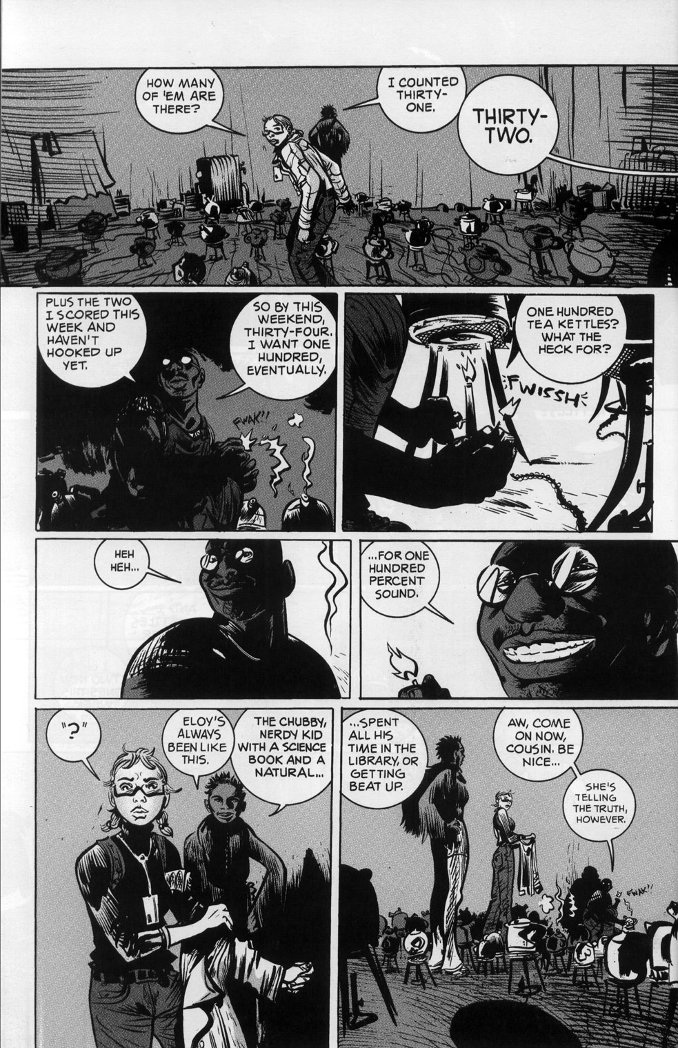 Read online 100% comic -  Issue #2 - 42