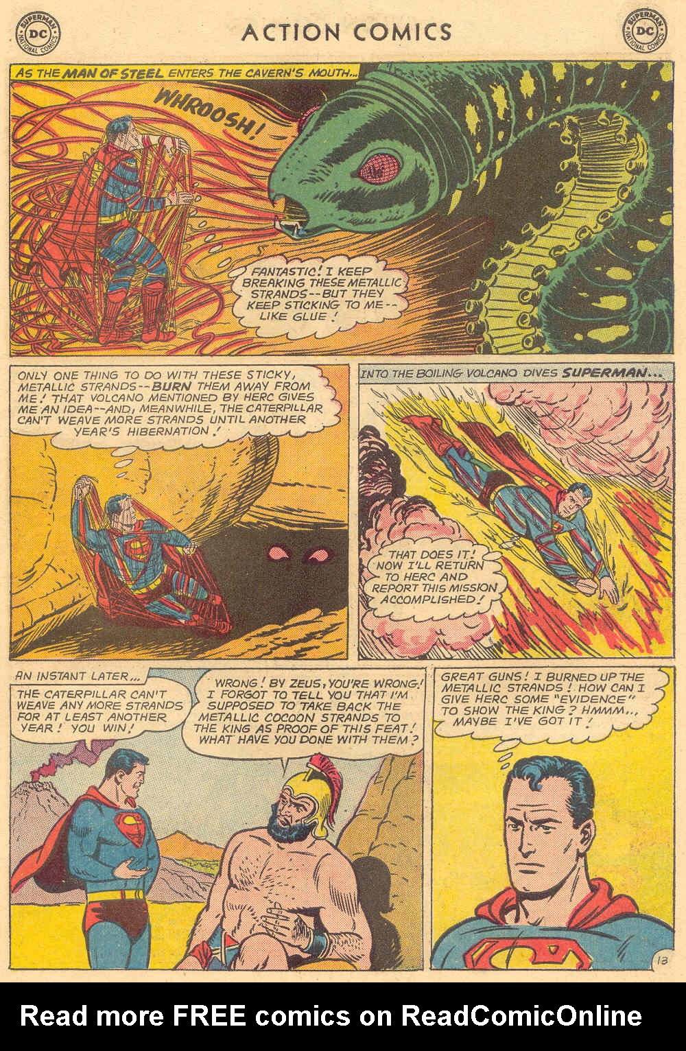Read online Action Comics (1938) comic -  Issue #308 - 15