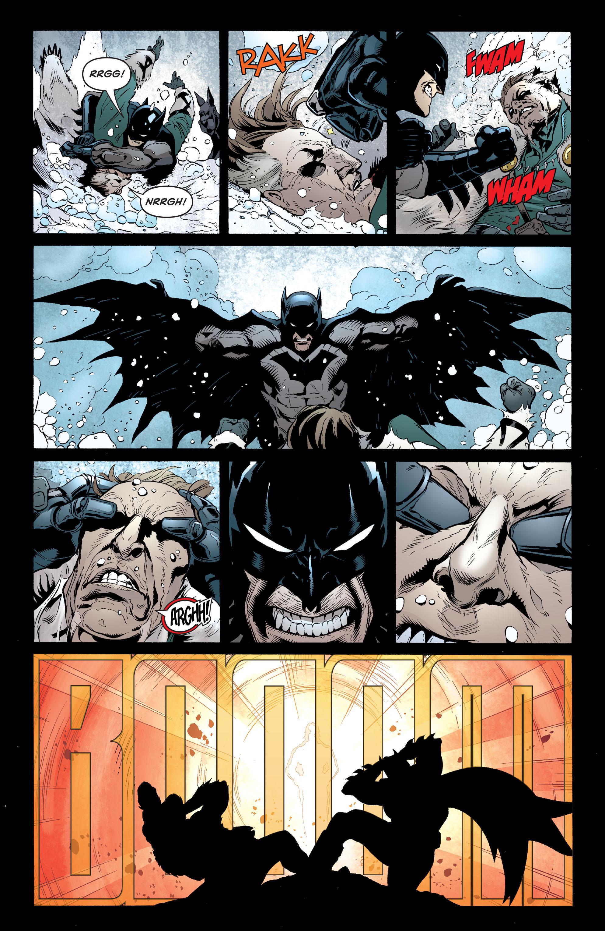Read online Batman and Robin (2011) comic -  Issue #32 - Batman and Ra's al Ghul - 19