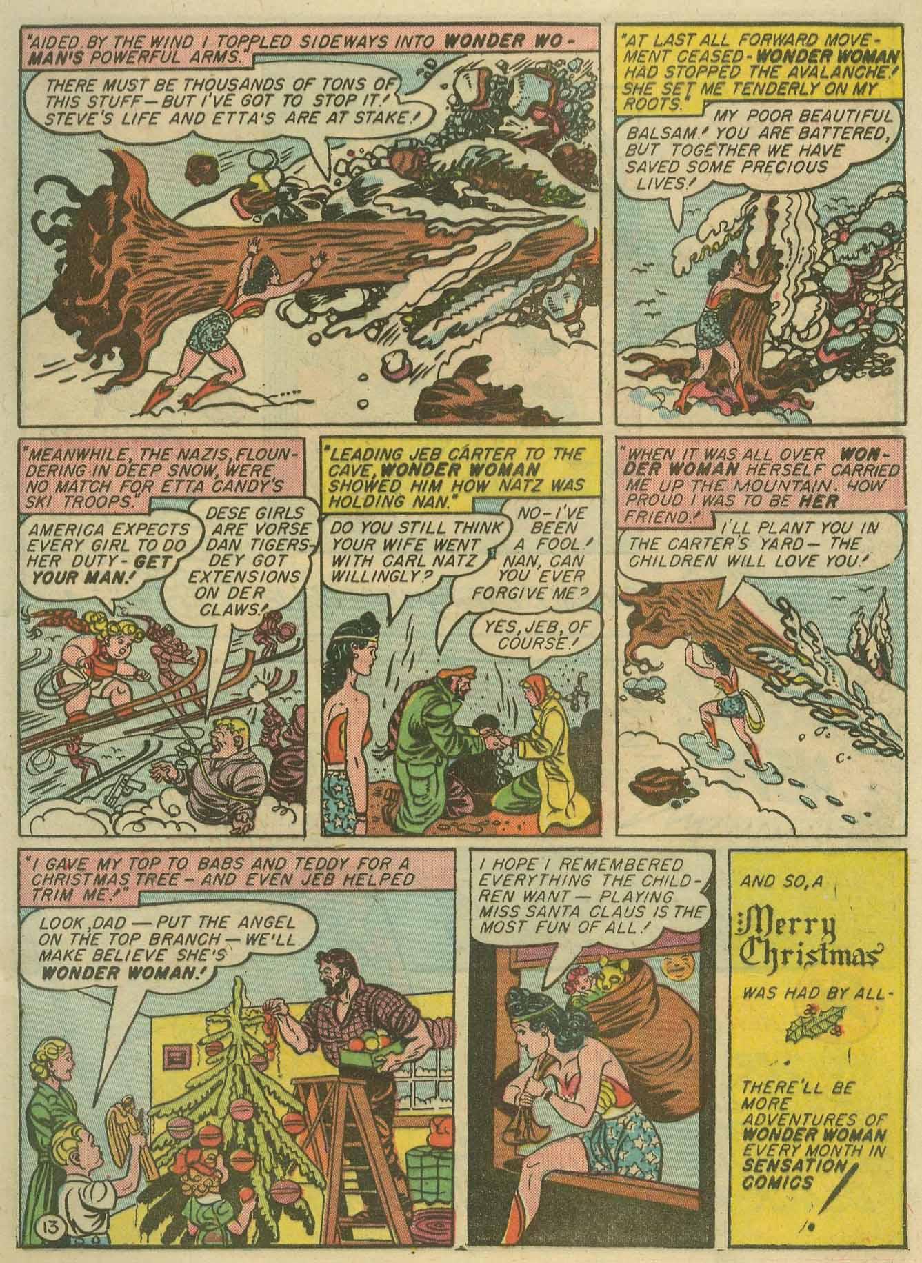 Read online Sensation (Mystery) Comics comic -  Issue #14 - 15