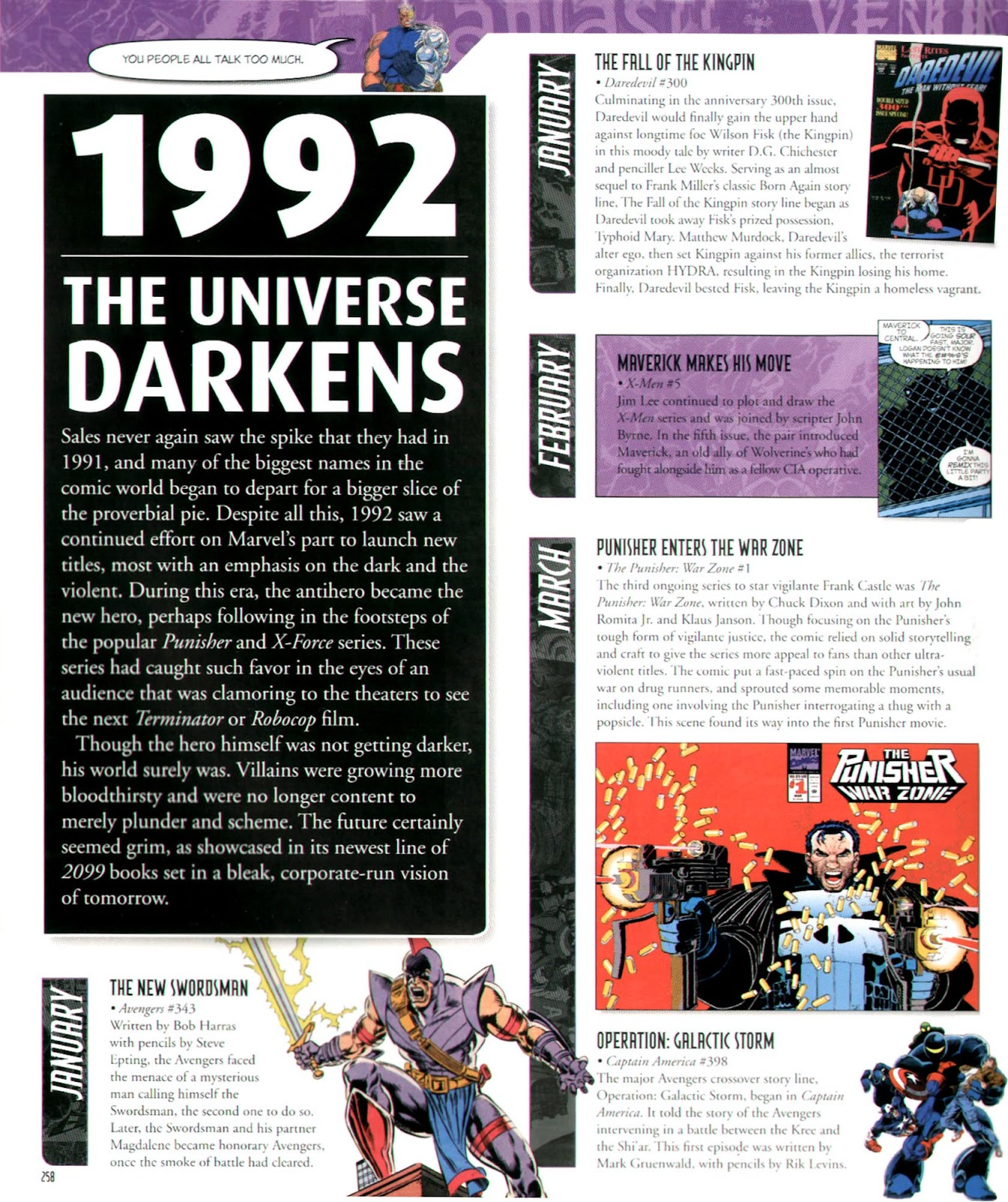 Read online Marvel Chronicle comic -  Issue # TPB (Part 3) - 47