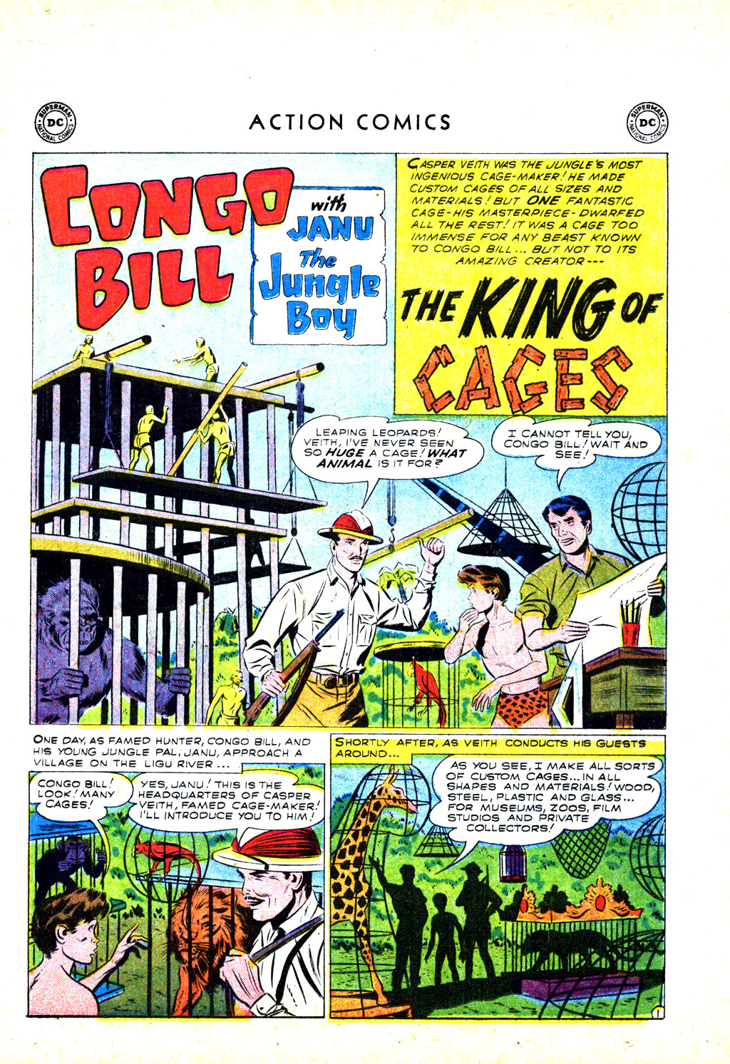 Read online Action Comics (1938) comic -  Issue #246 - 19