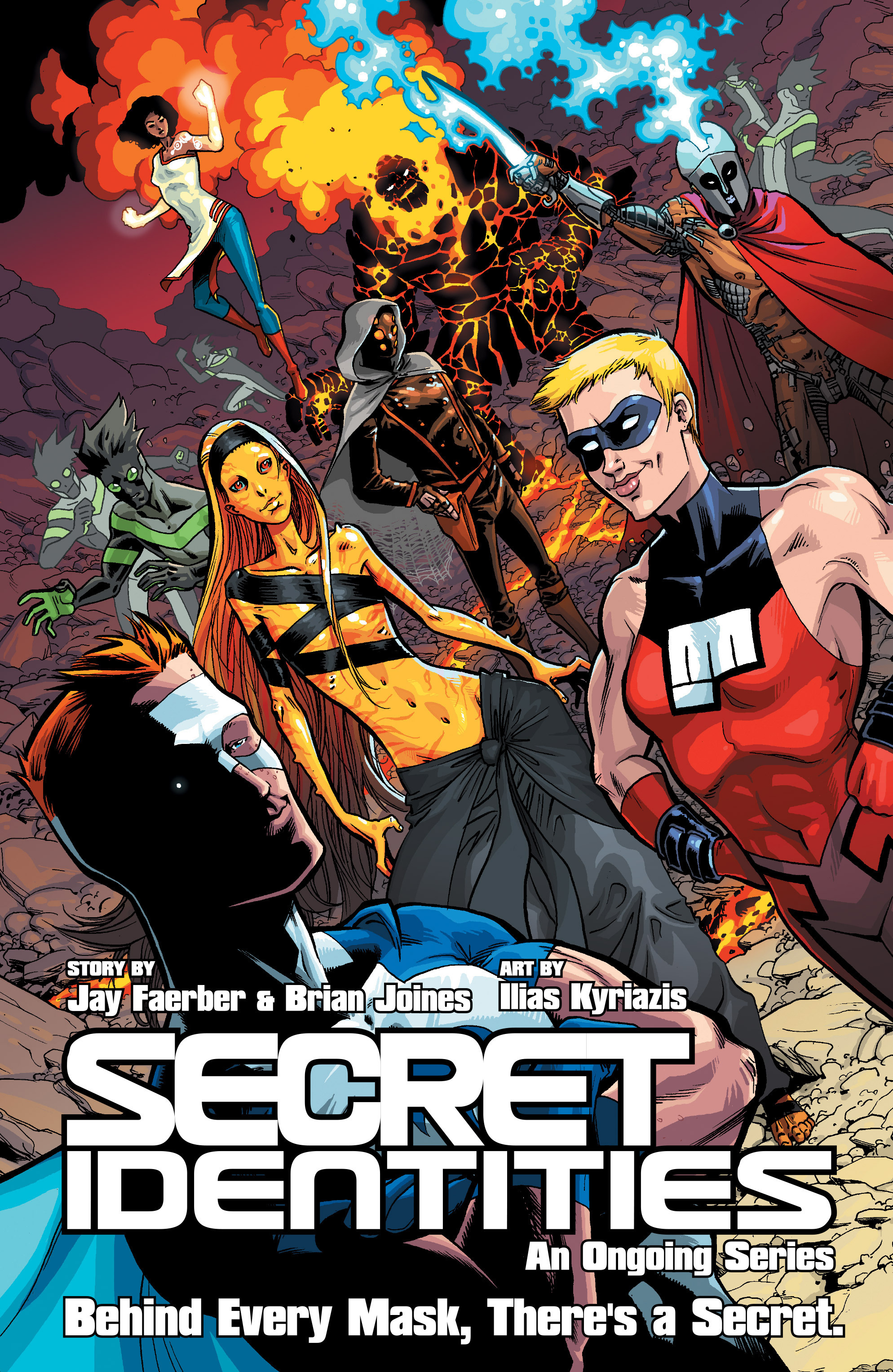 Read online Secret Identities comic -  Issue # _TPB - 185