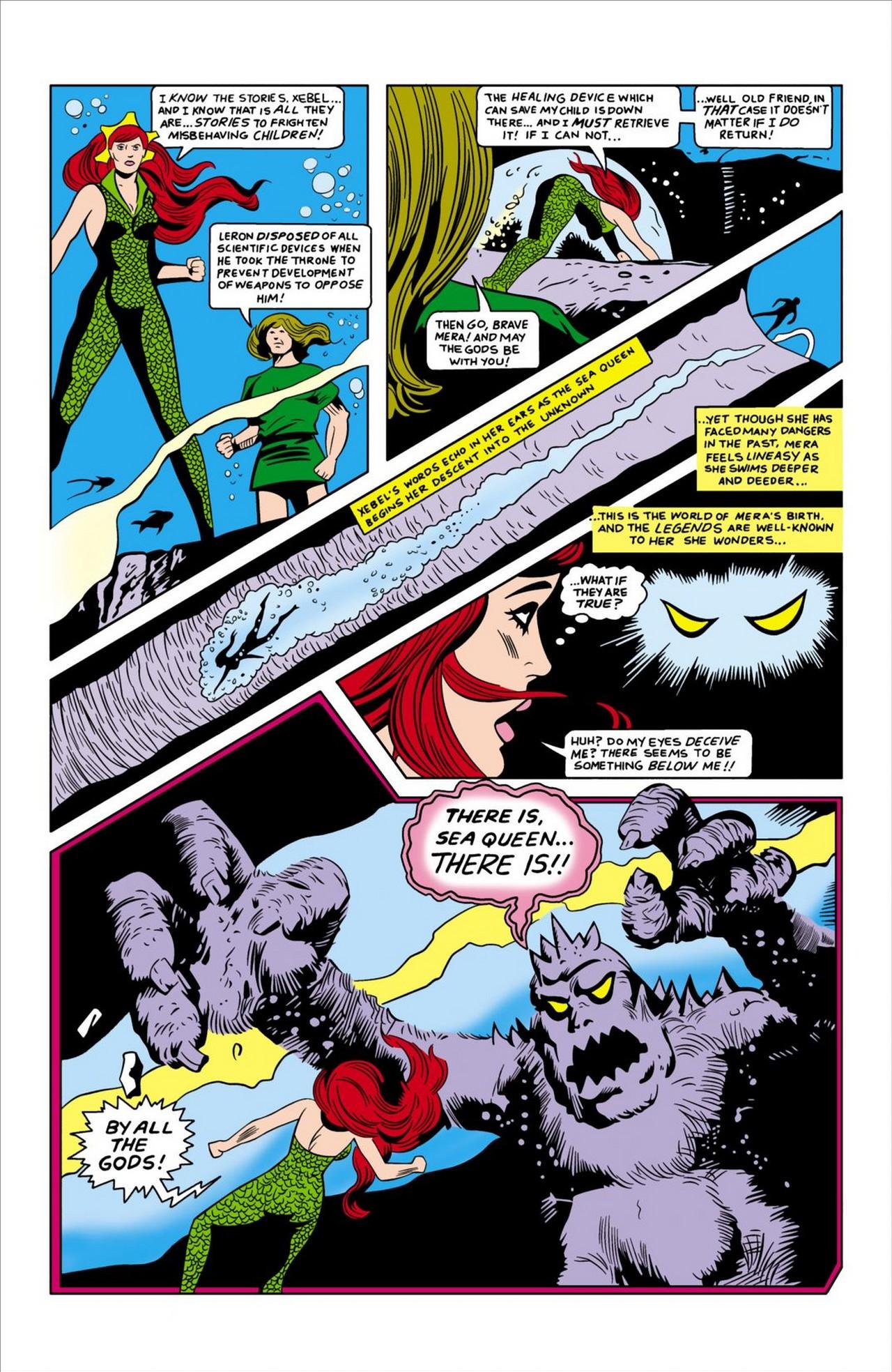 Read online Aquaman (1962) comic -  Issue #60 - 14