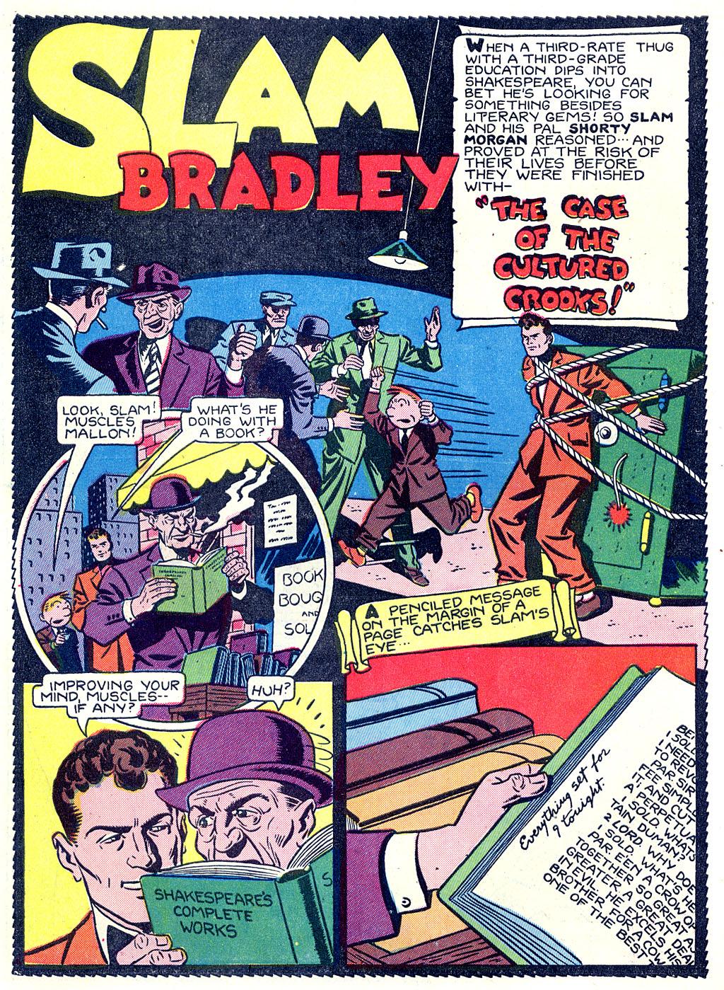 Read online Detective Comics (1937) comic -  Issue #68 - 58