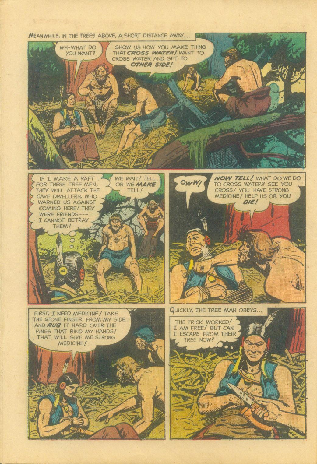 Read online Turok, Son of Stone comic -  Issue #29 - 10