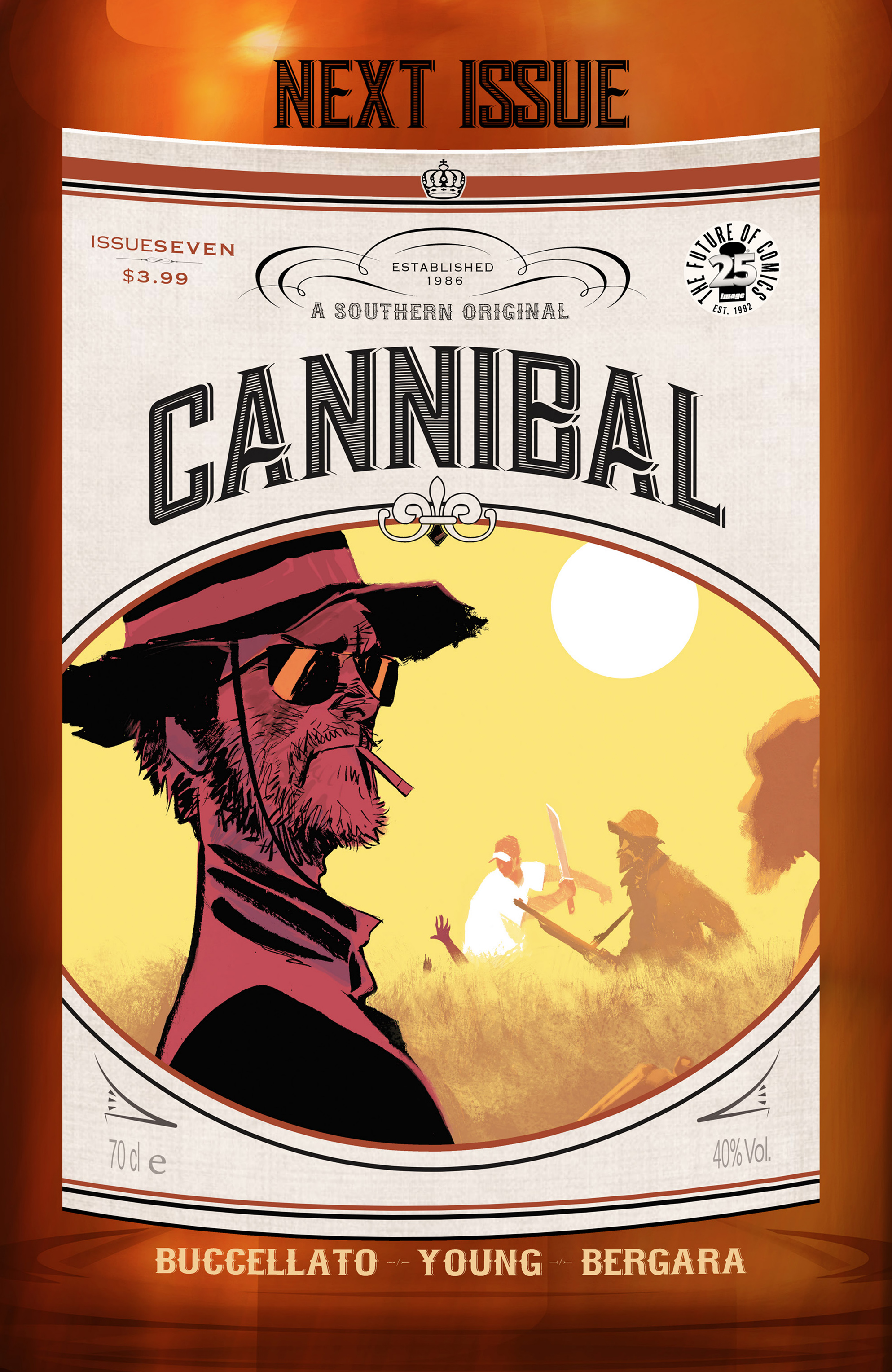Read online Cannibal comic -  Issue #6 - 25