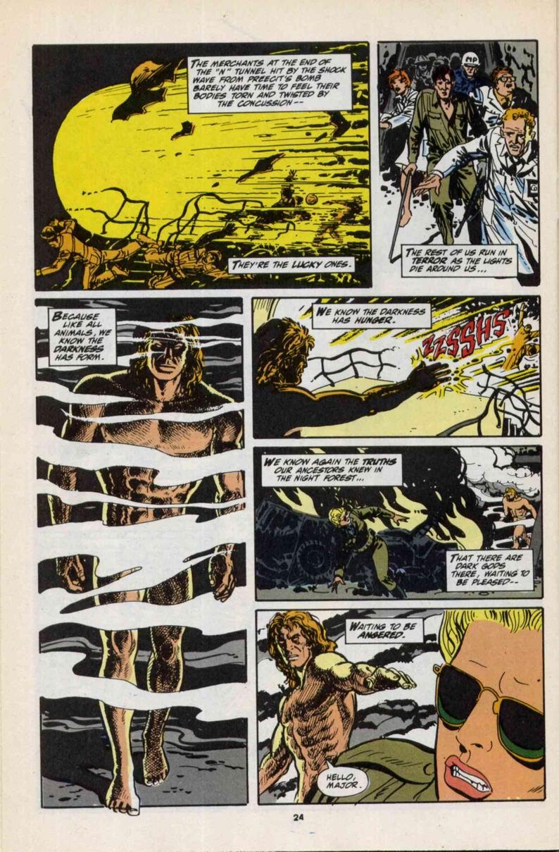 Read online Doctor Zero comic -  Issue #7 - 26