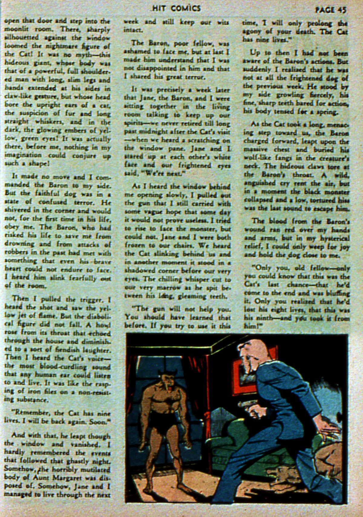 Read online Hit Comics comic -  Issue #3 - 47