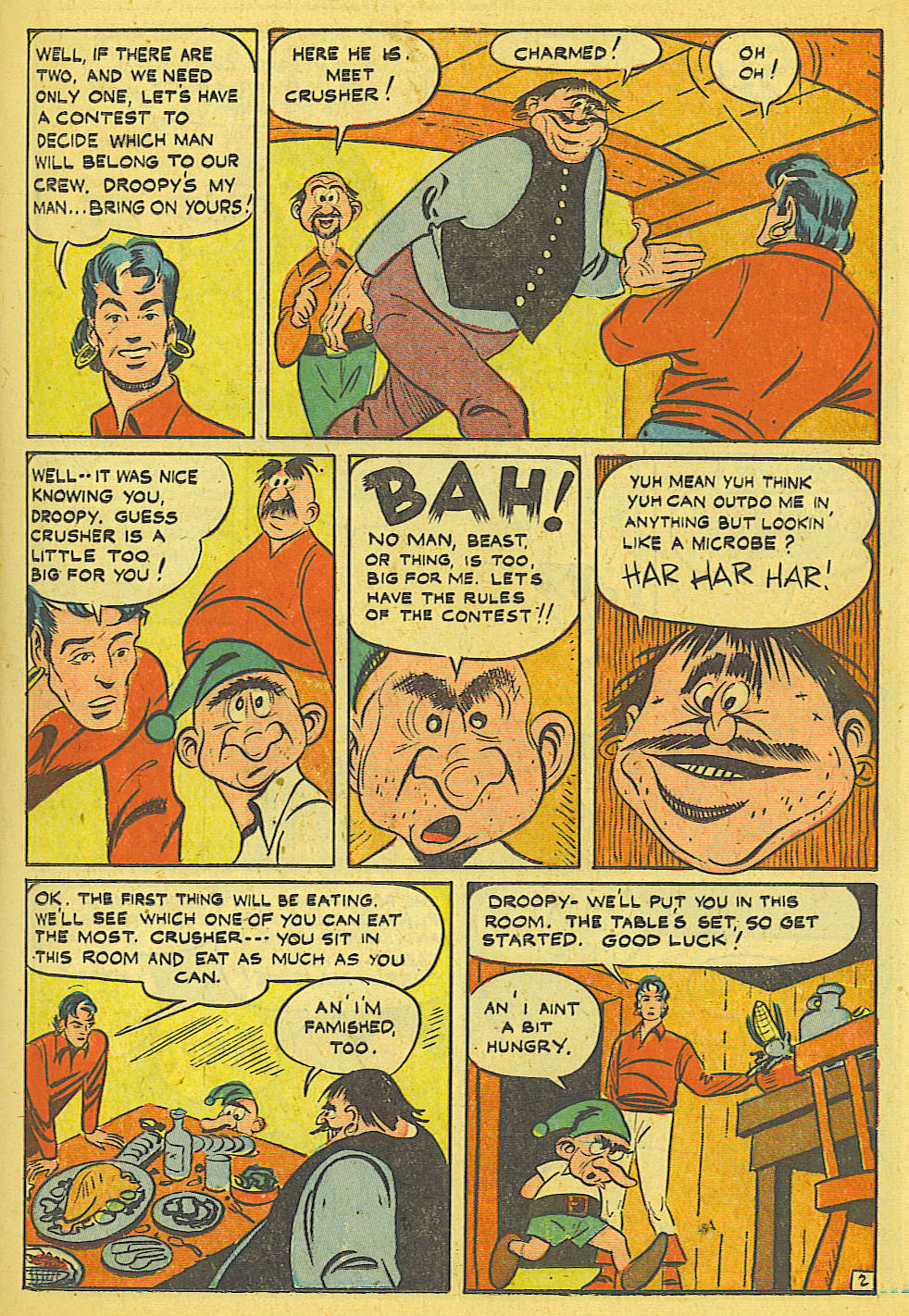 Daredevil (1941) issue 21 - Page 19
