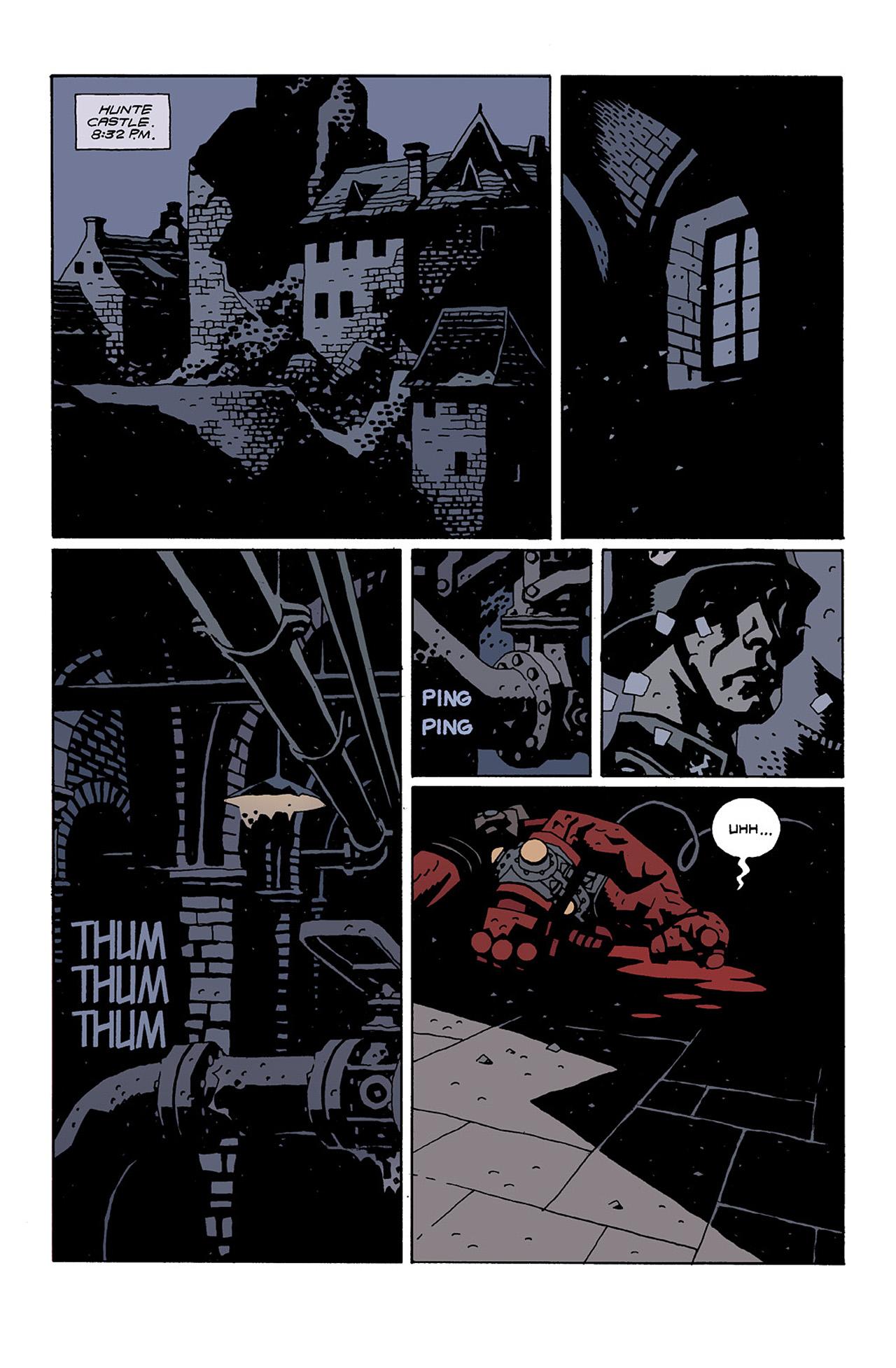 Read online Hellboy: Conqueror Worm comic -  Issue #2 - 3