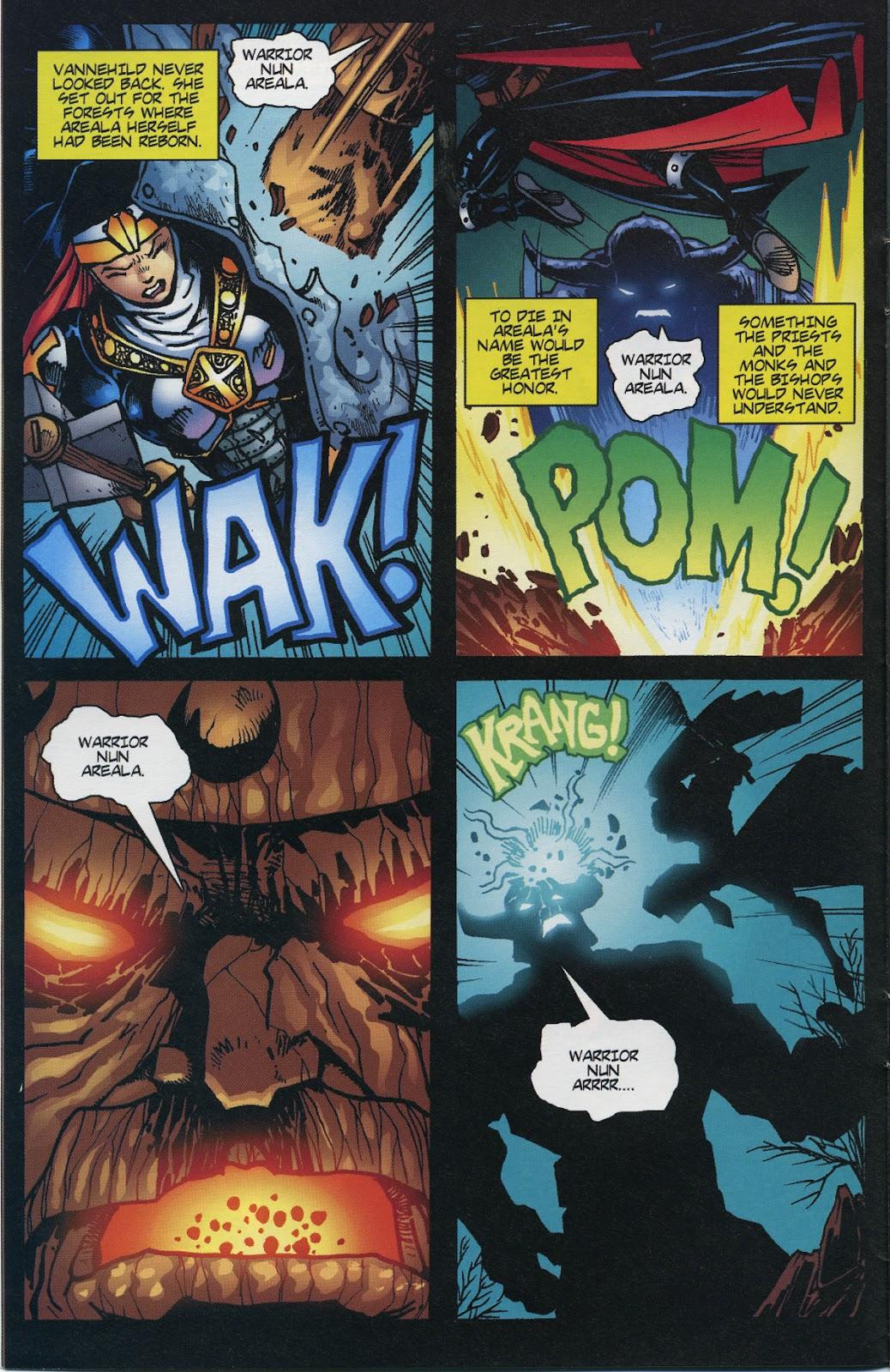 Warrior Nun Areala (1997) Issue #6 #6 - English 10