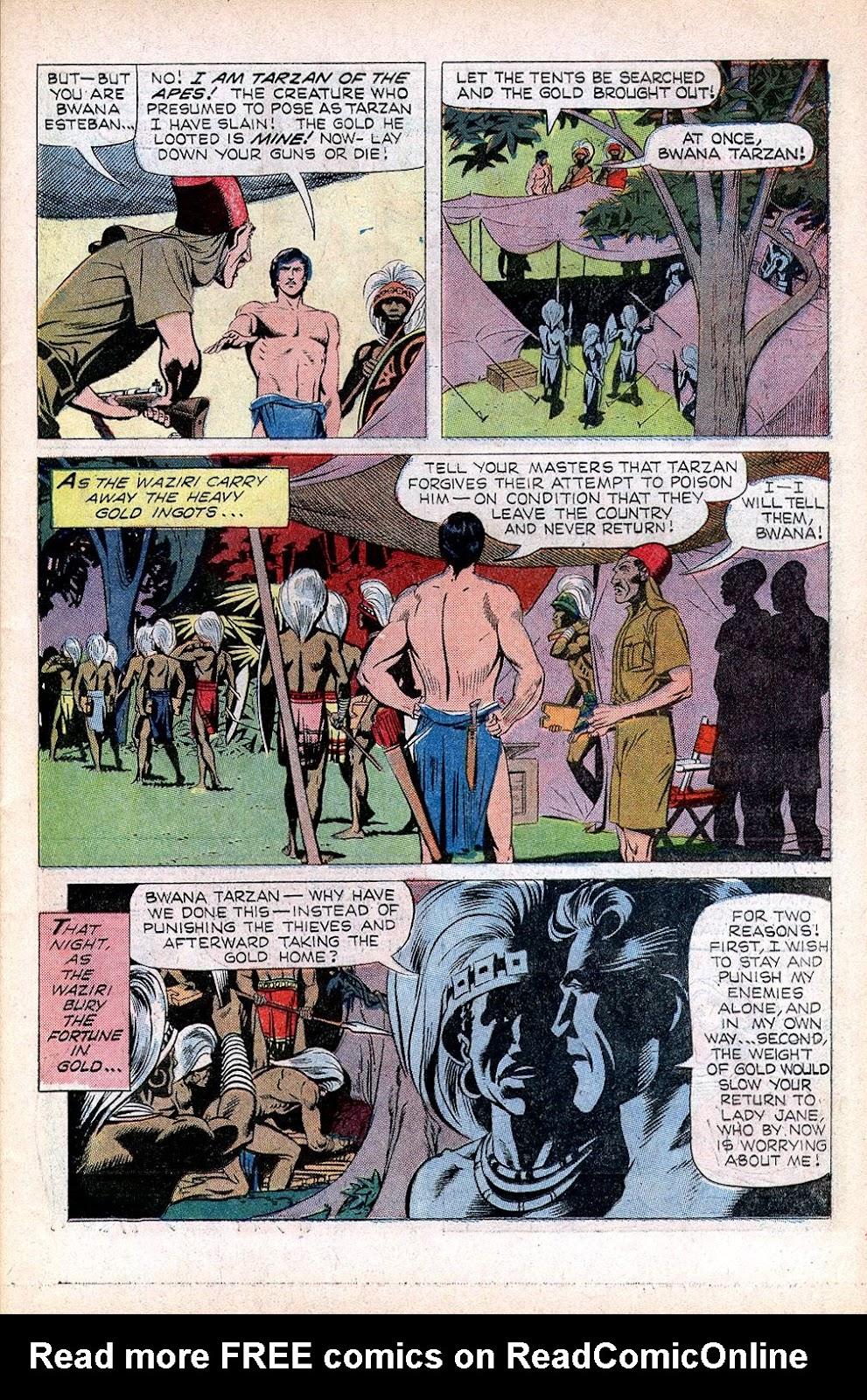 Tarzan (1962) issue 173 - Page 11