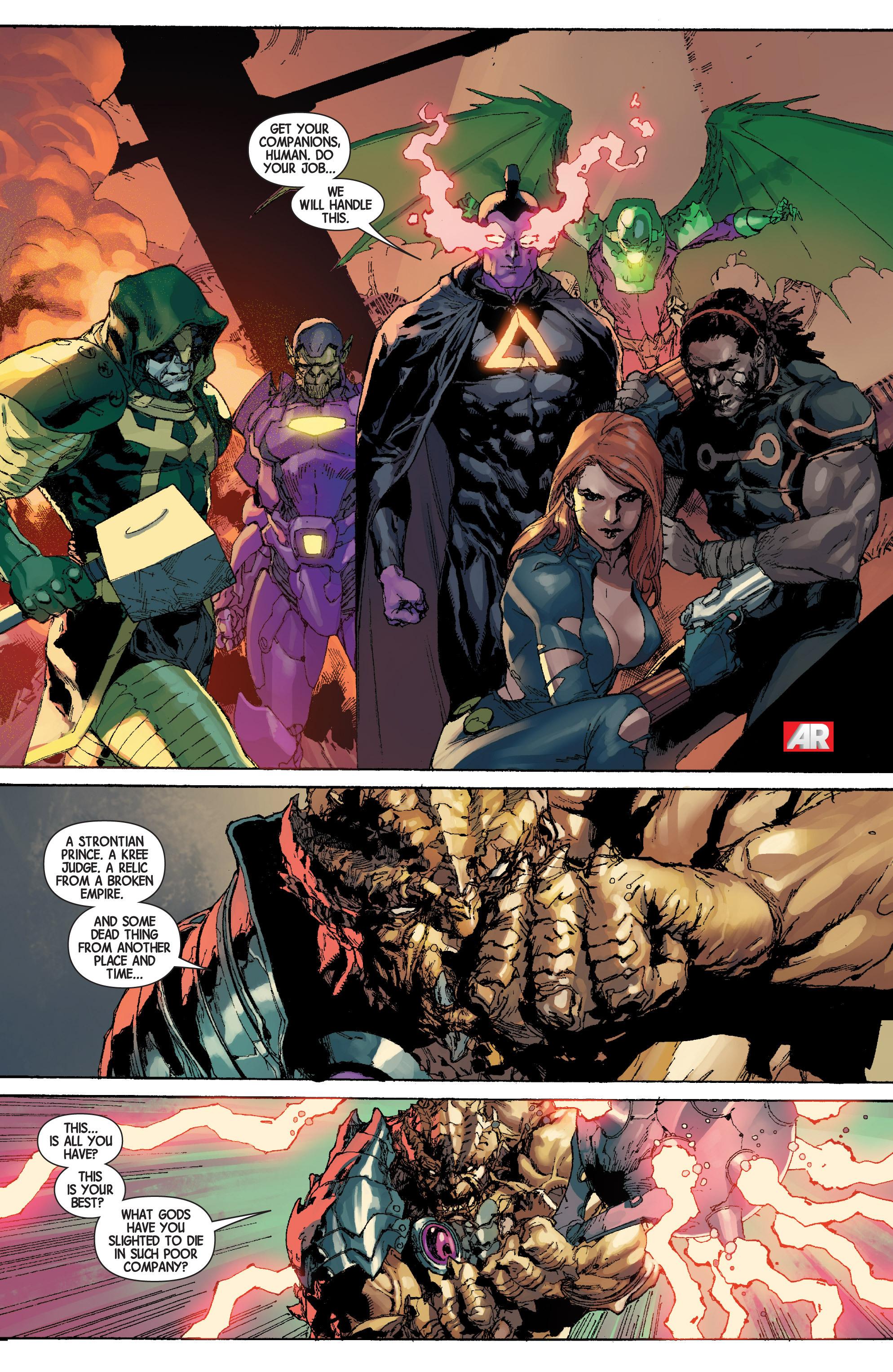 Read online Avengers (2013) comic -  Issue #Avengers (2013) _TPB 4 - 171
