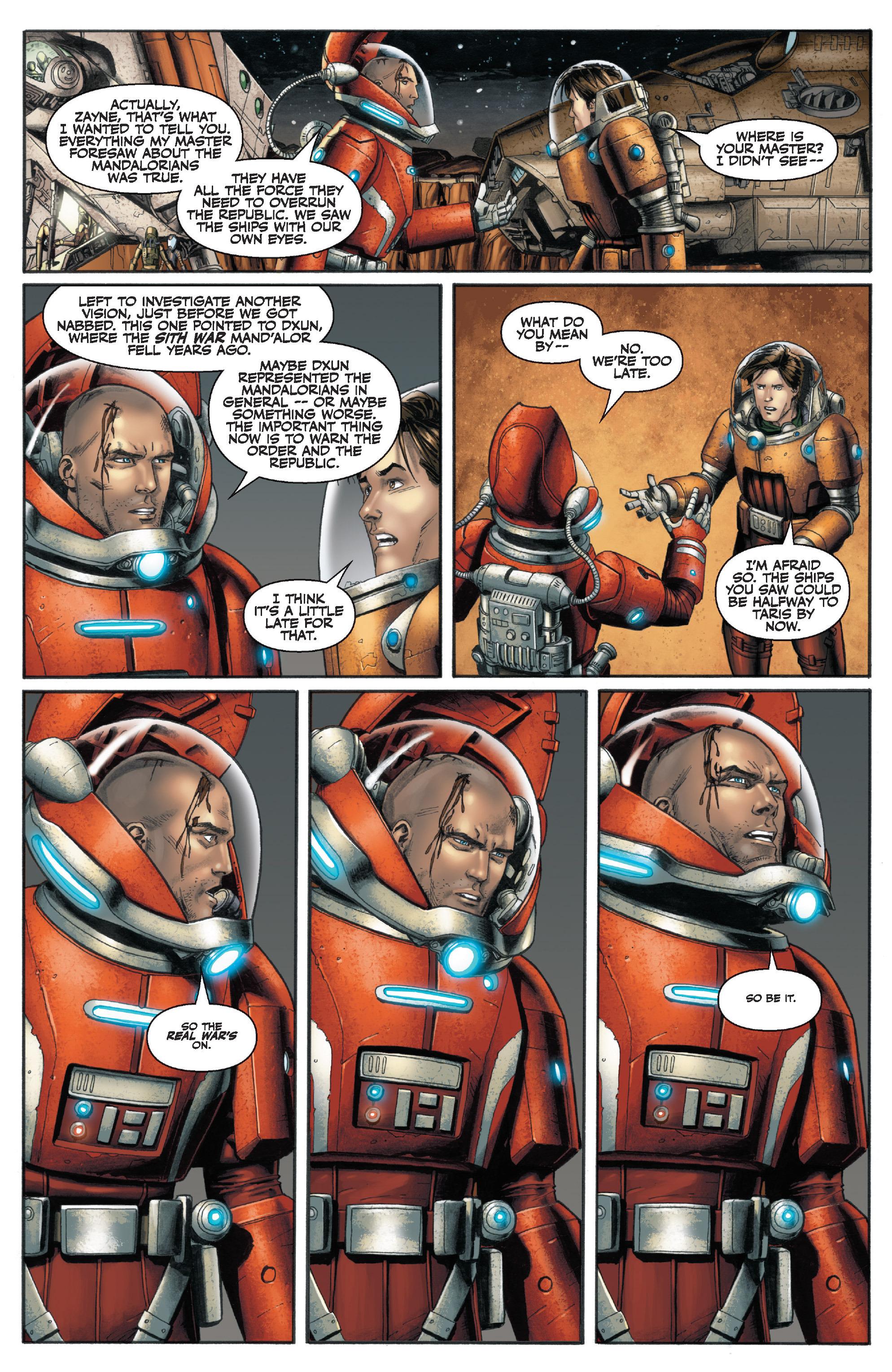 Read online Star Wars Omnibus comic -  Issue # Vol. 29 - 204