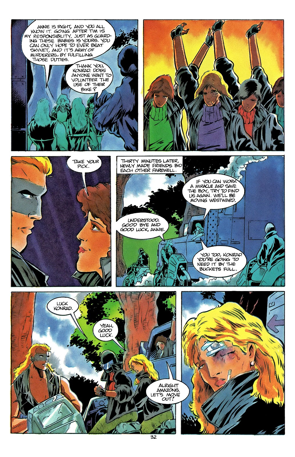 The Terminator (1988) issue 12 - Page 37