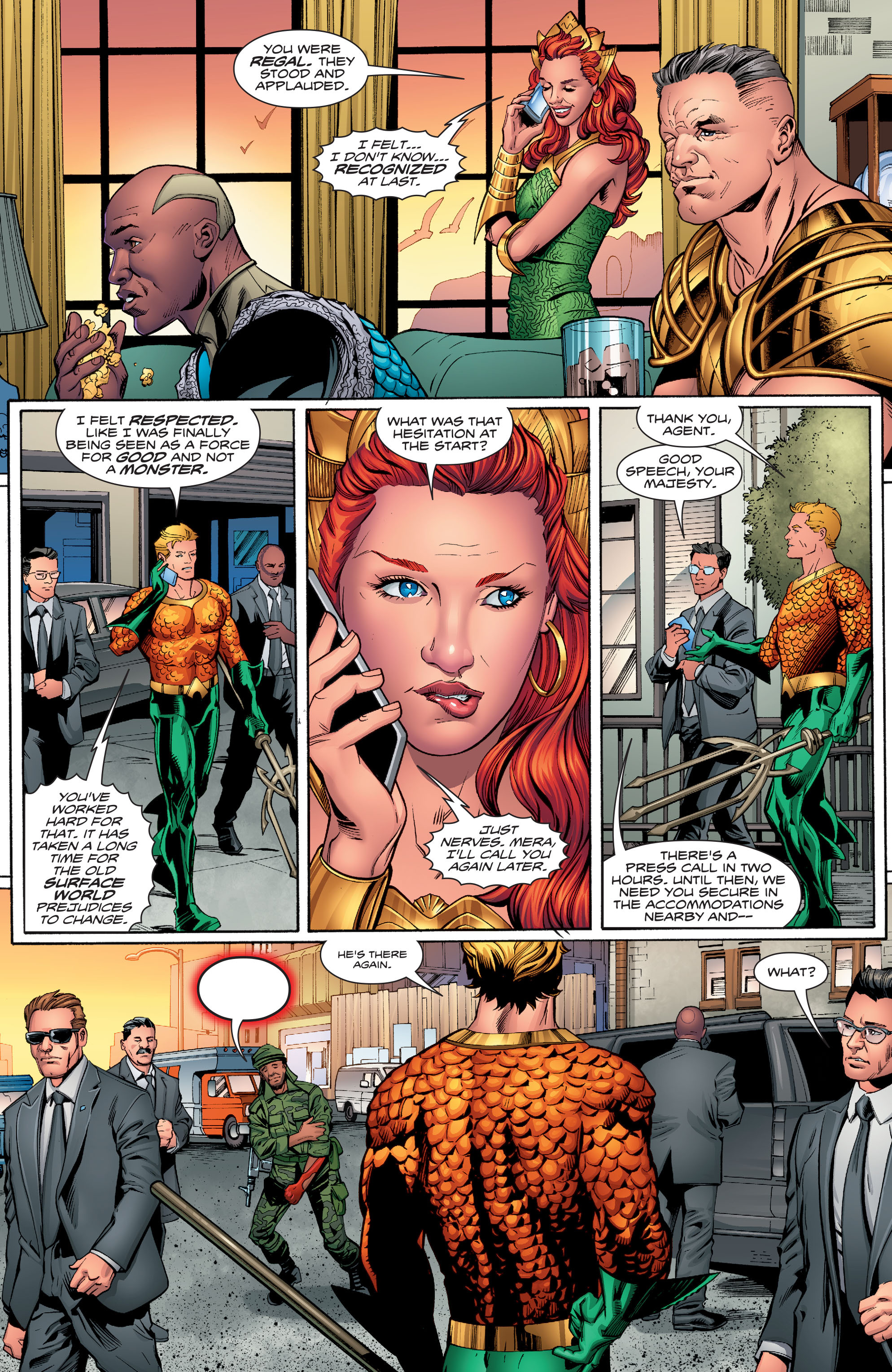 Read online Aquaman (2016) comic -  Issue #17 - 13
