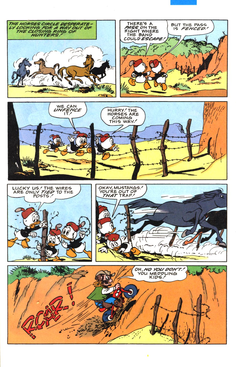 Read online Uncle Scrooge (1953) comic -  Issue #293 - 24