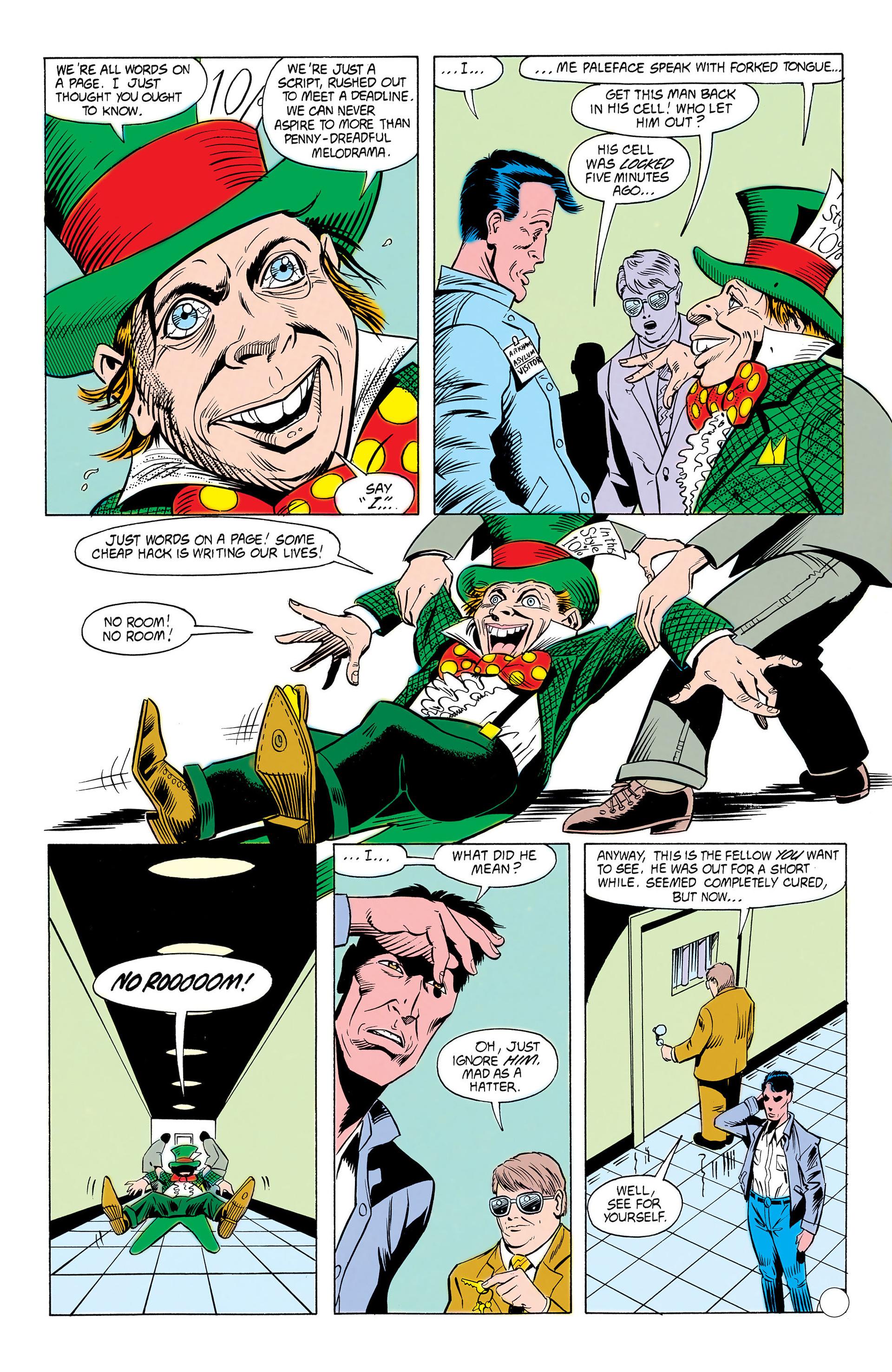 Read online Animal Man (1988) comic -  Issue #10 - 30