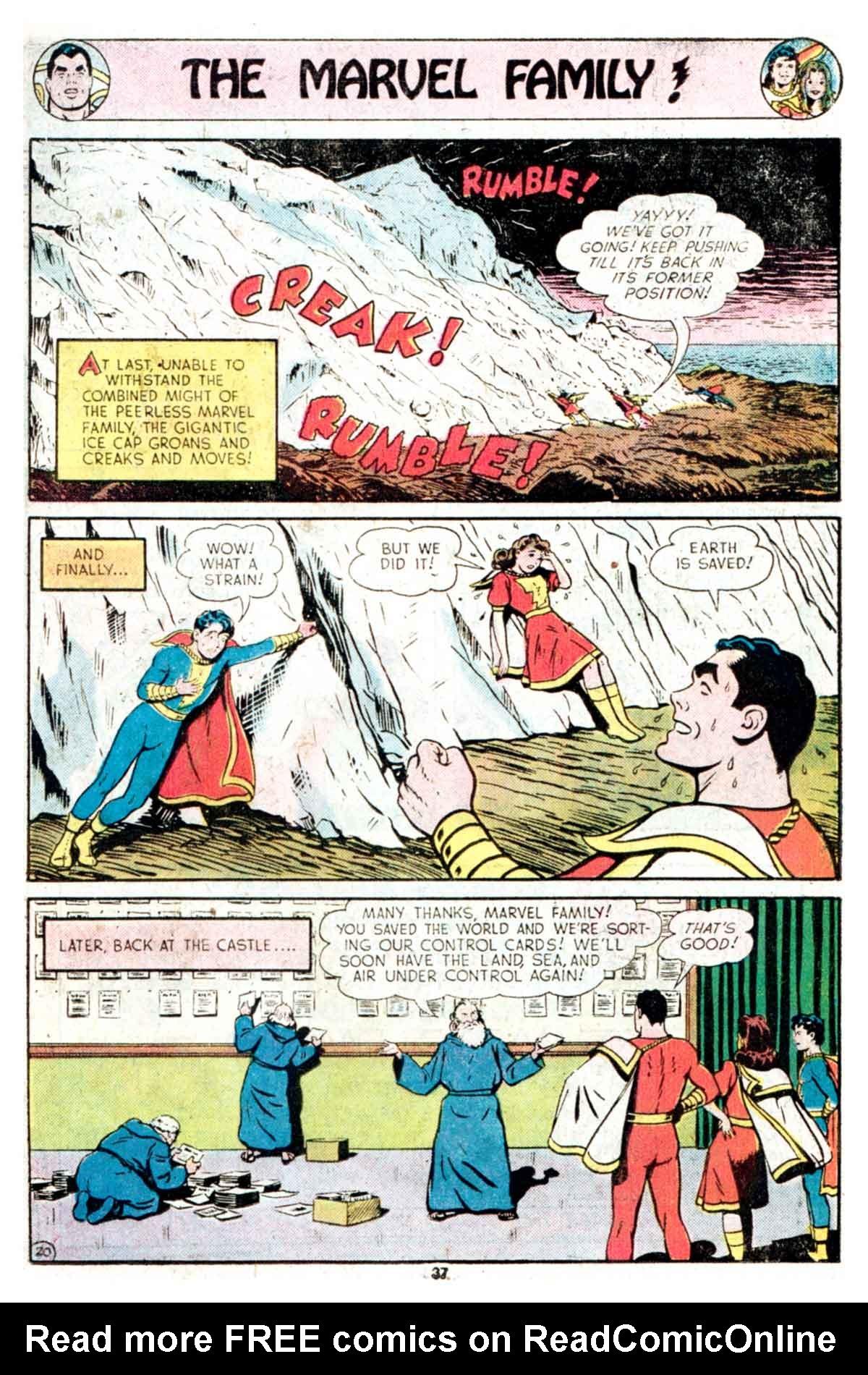 Read online Shazam! (1973) comic -  Issue #16 - 37